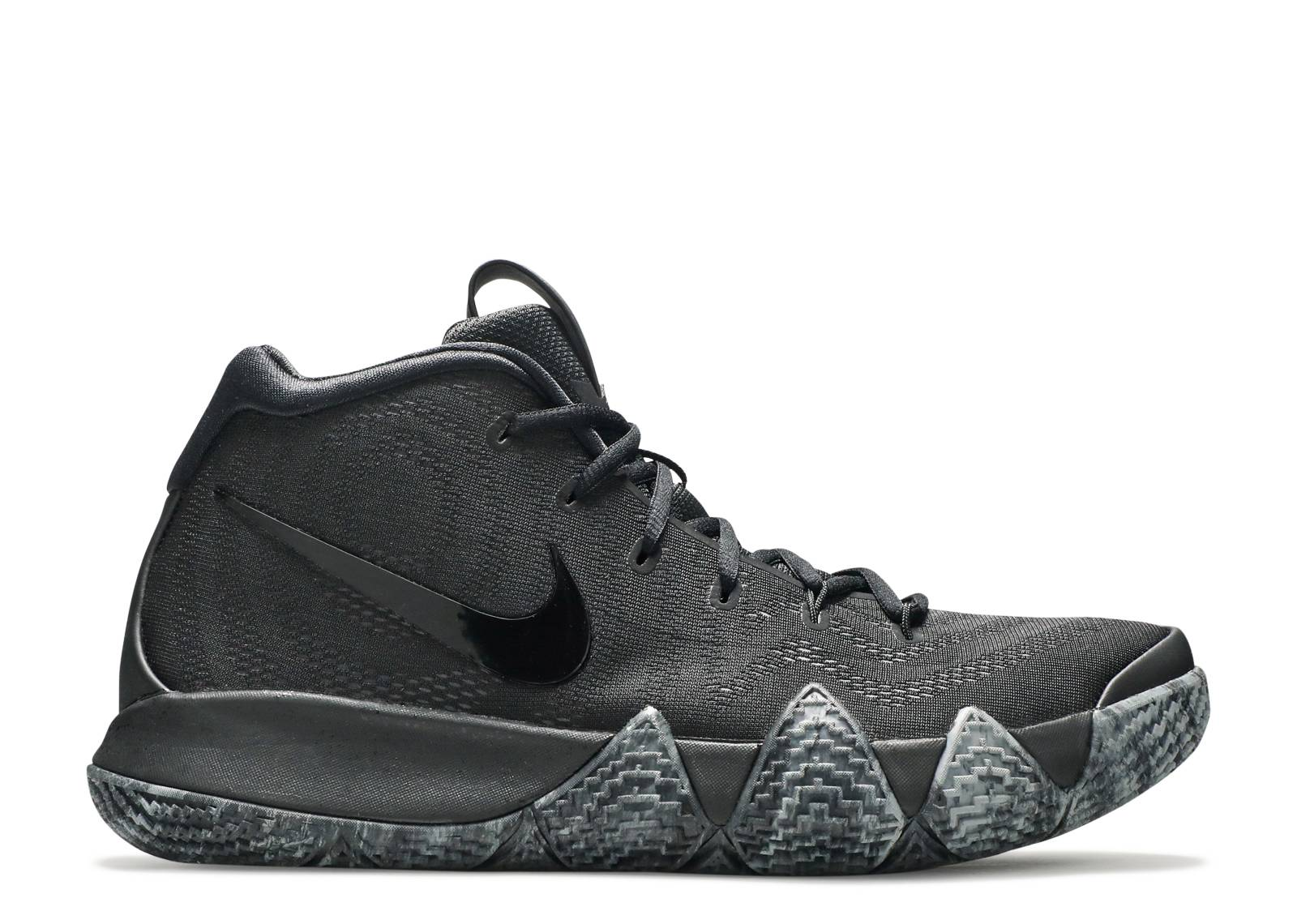 "kyrie 4 ""triple black"""