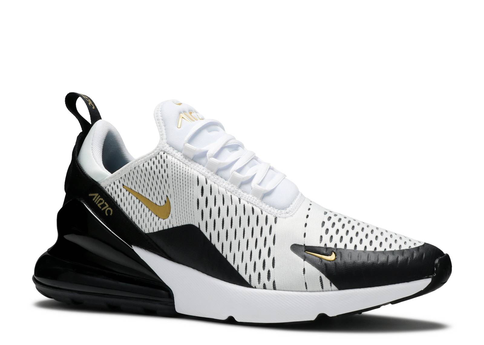 nike basket air max 270 gold
