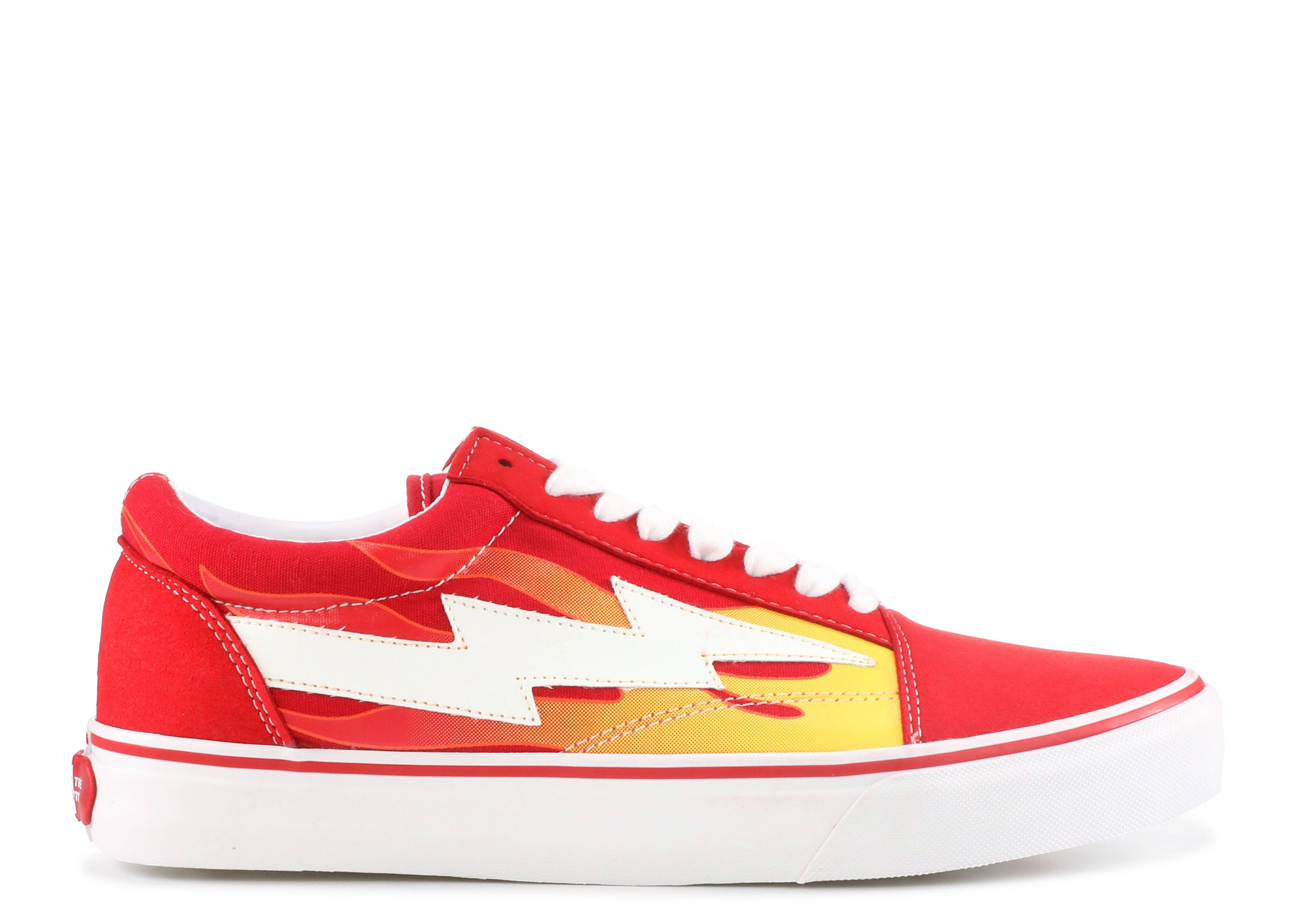 """Revenge X Storm """"Red flame"""""""