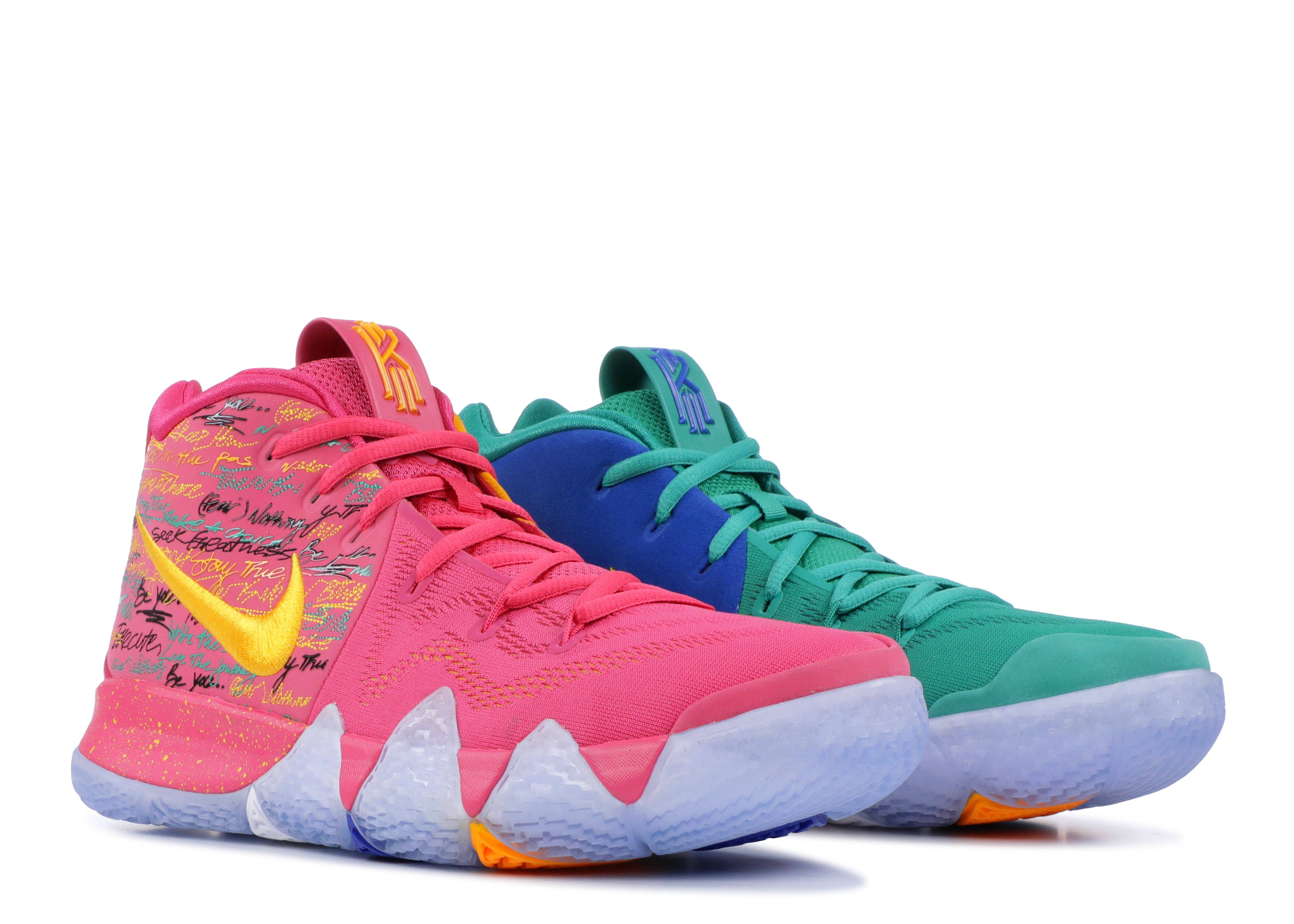 ed2ec3da7ab ... discount code for nike. kyrie 4 nba 2k18 friends and family 3f2de 78060