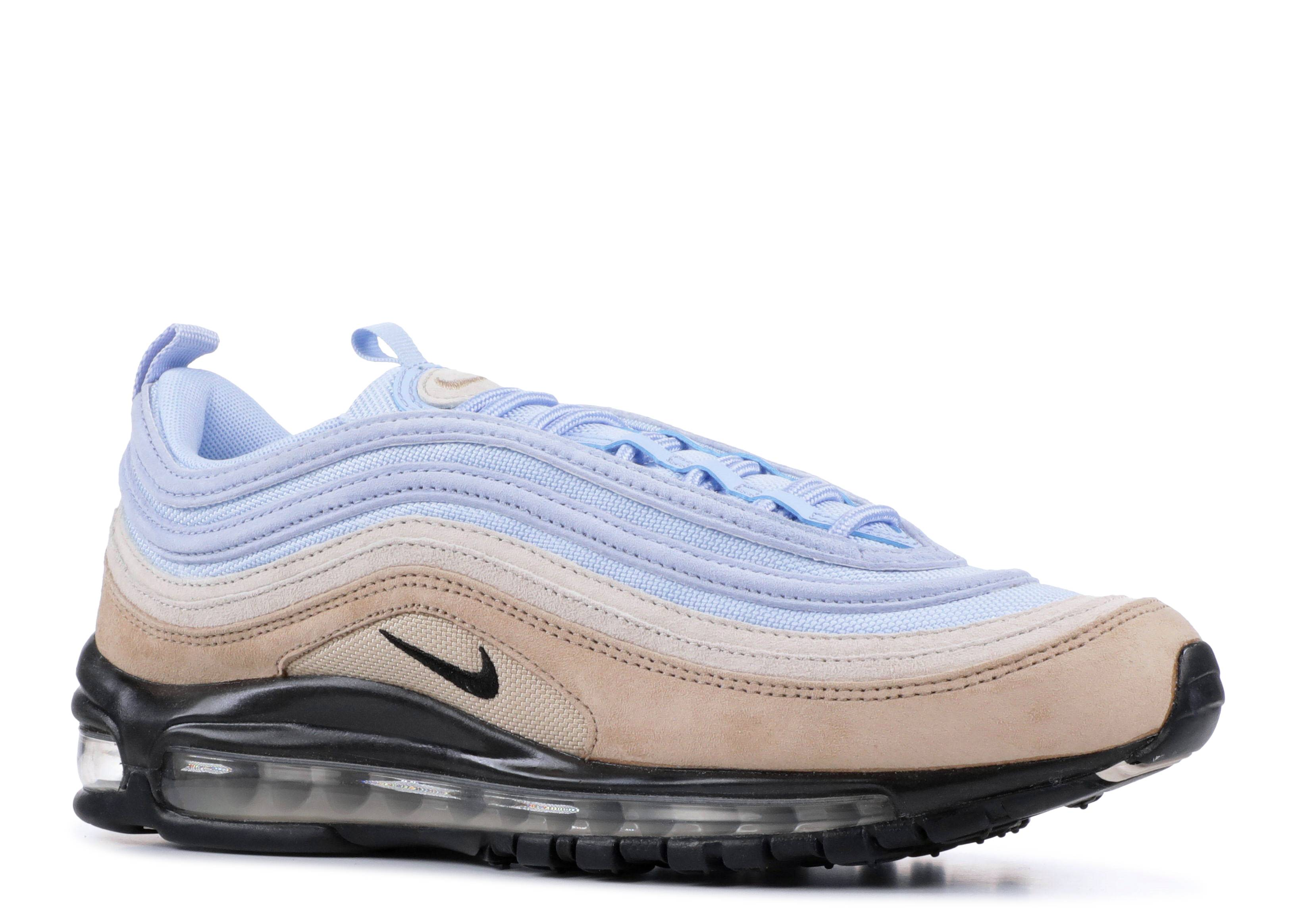 Nike Air Max 97 Premium Desert And Sky Sand Black Desert 312834 203