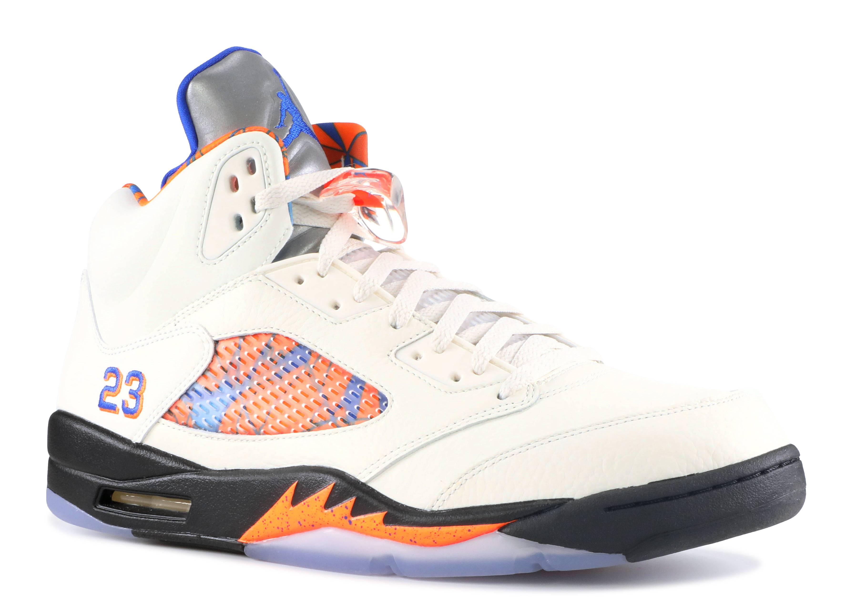air jordan 5 noir rose orange