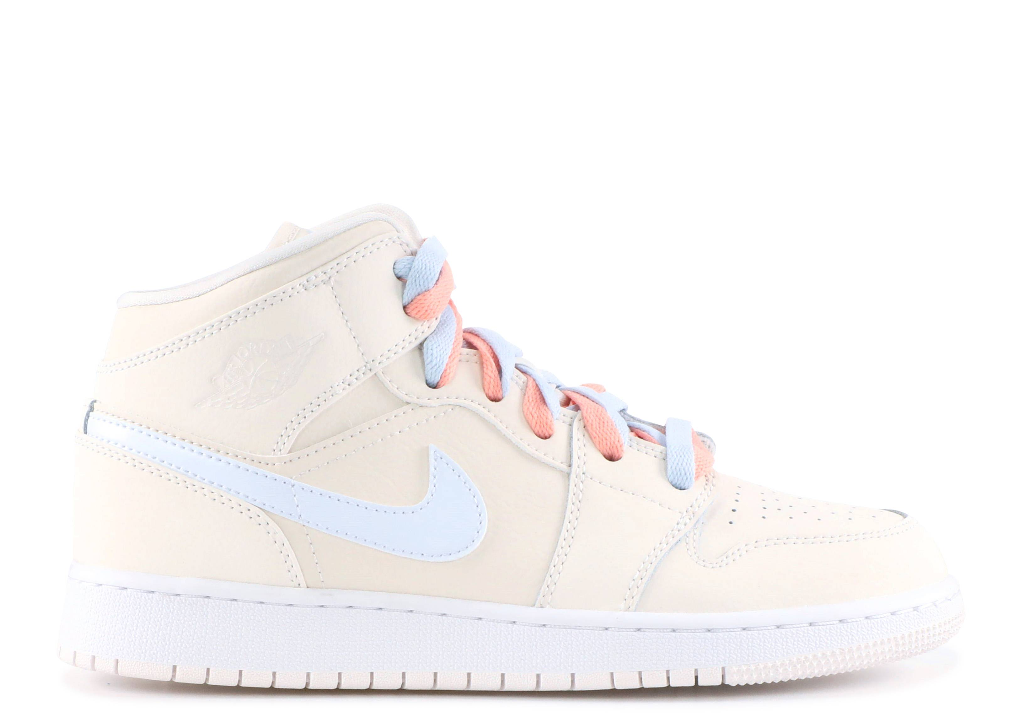 "Air Jordan 1 Mid GG ""Multi Color Swoosh"""