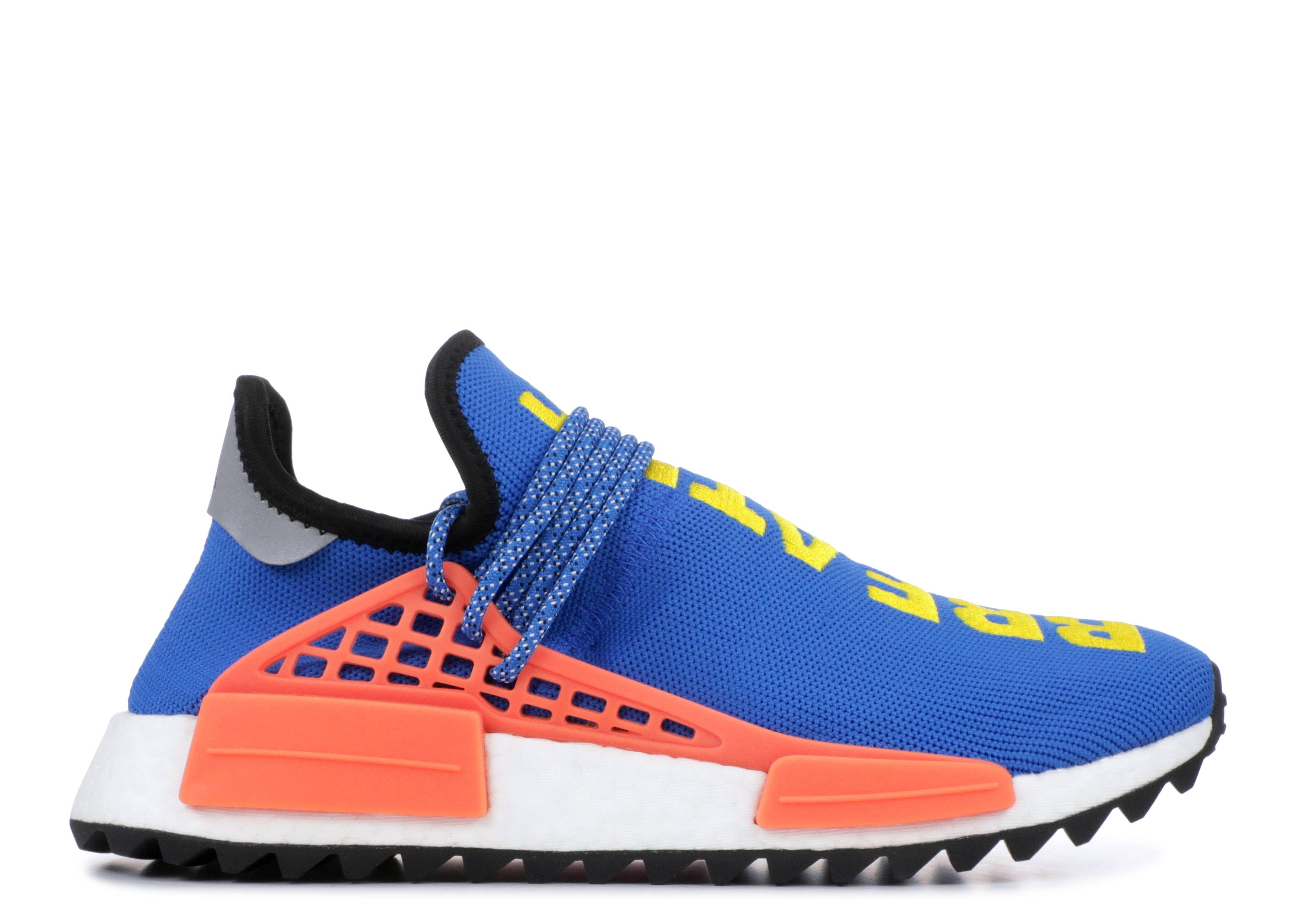 "pw human race nmd tr ""pharrell friends and family"""