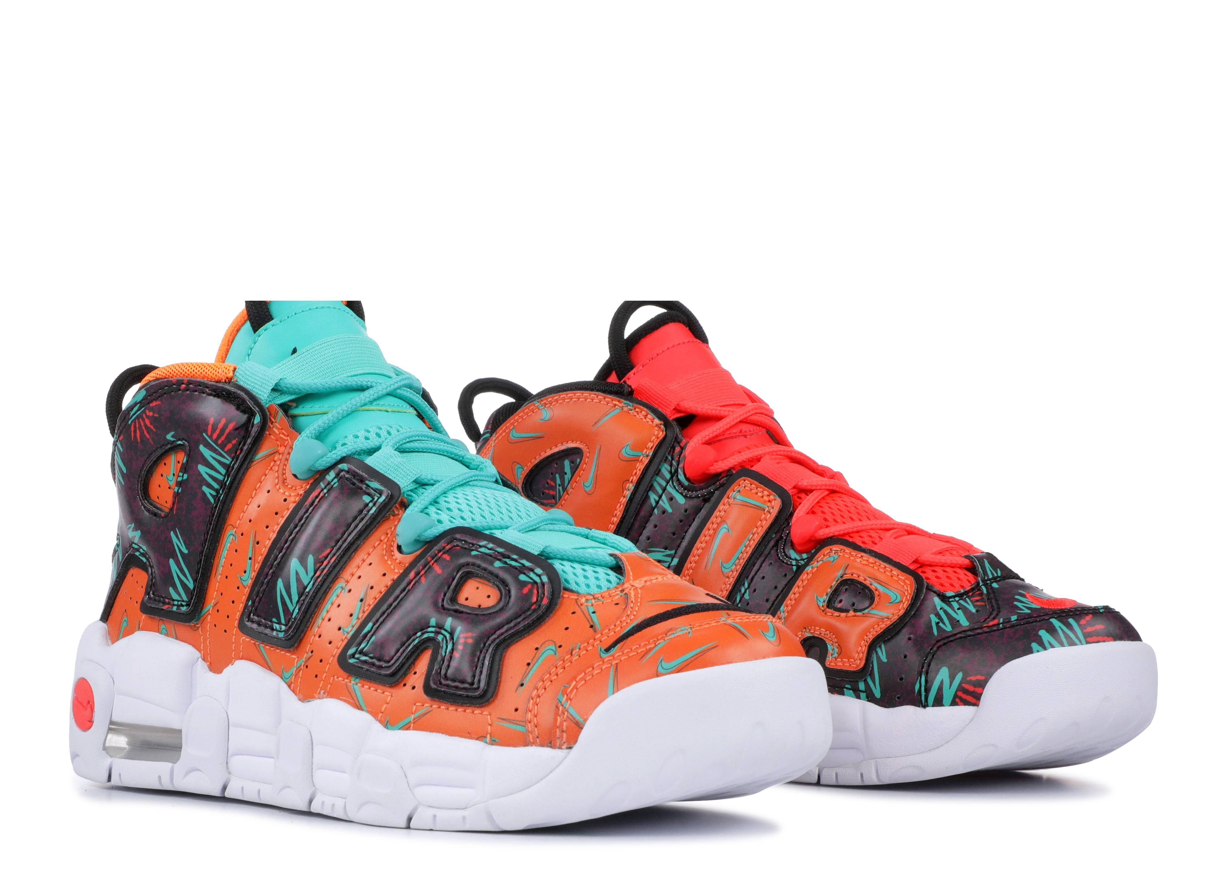 nike more up tempo