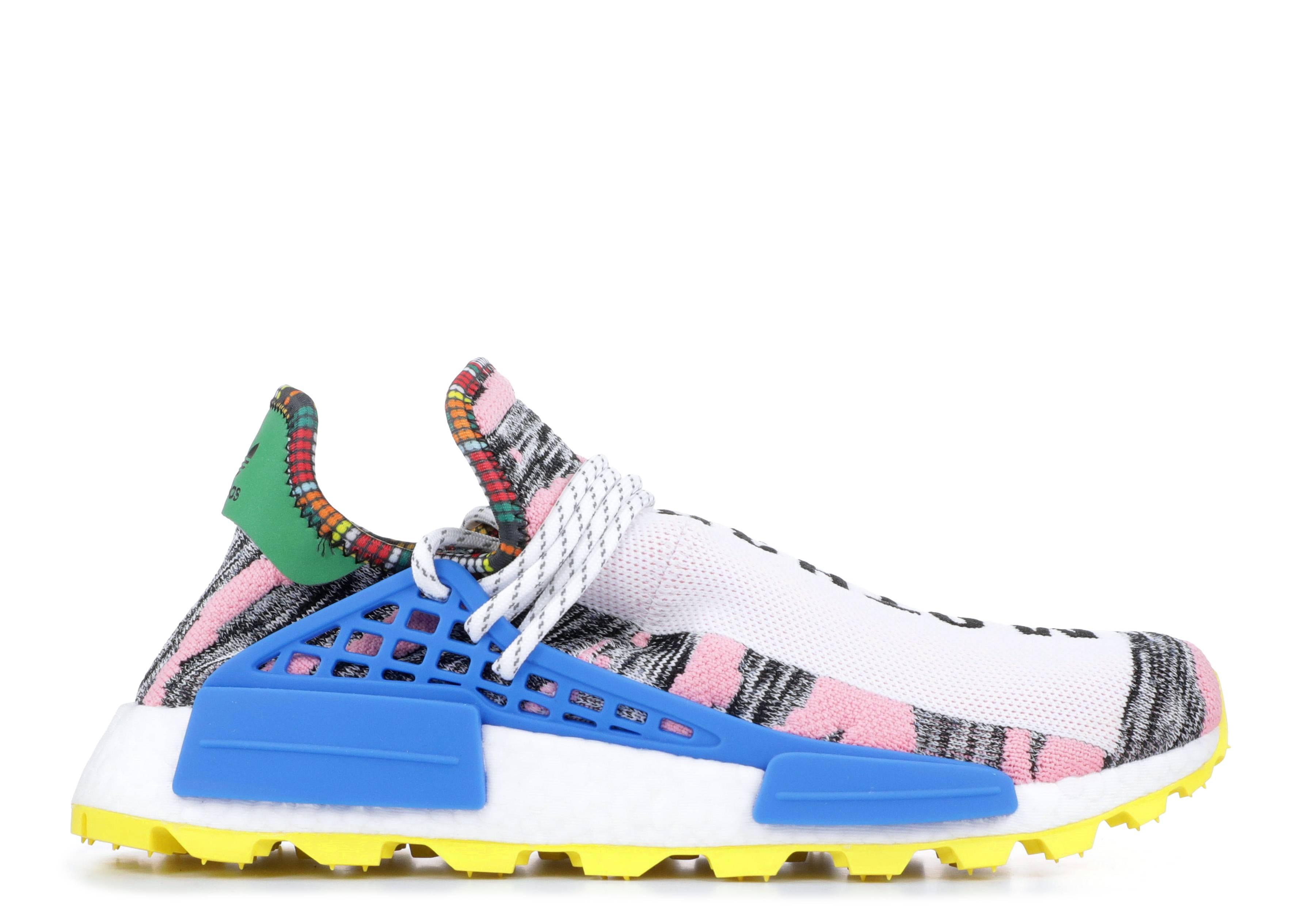Pharrell X Nmd Human Race Trail Solar Pack Adidas Bb9531