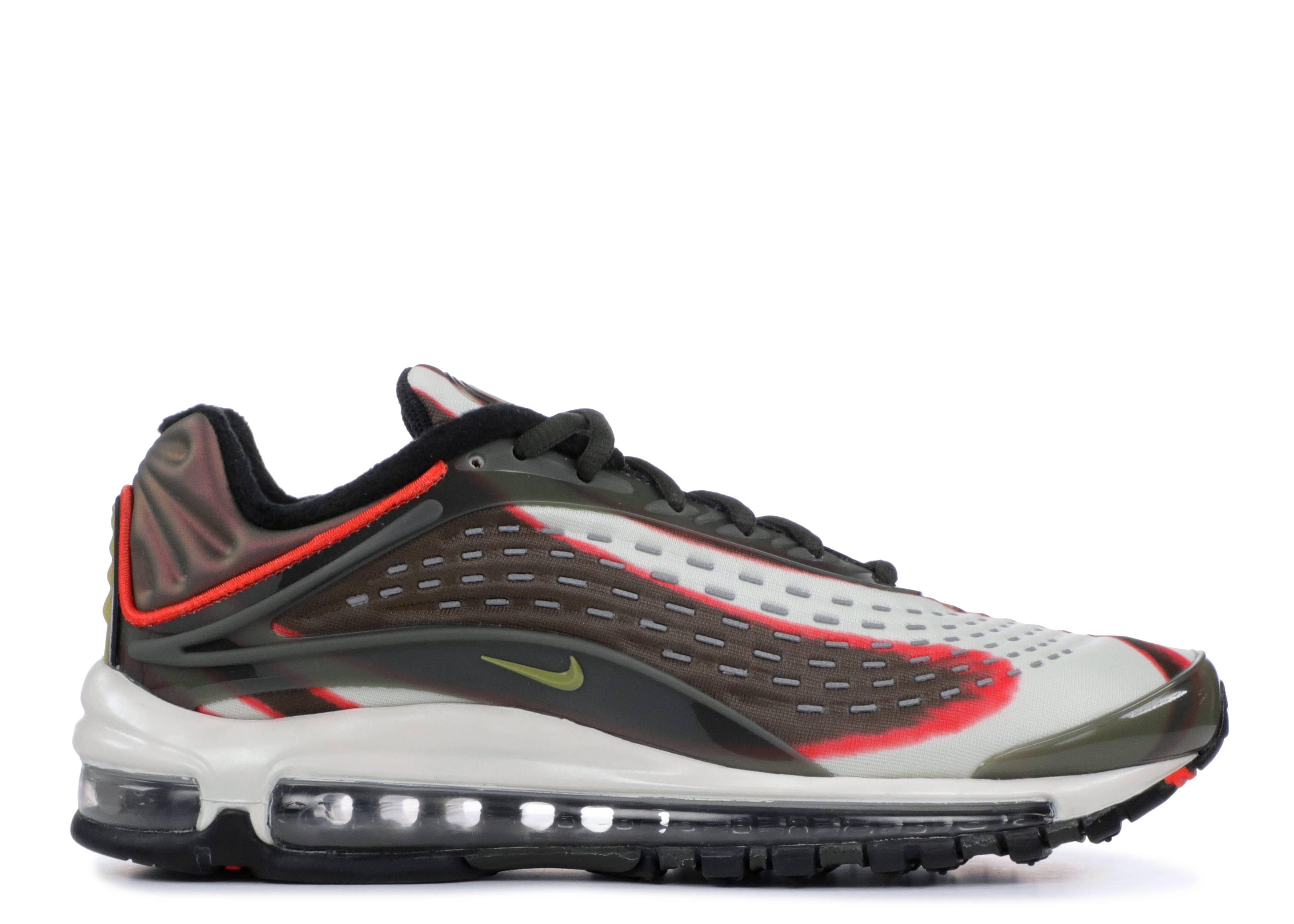 sports shoes 2ef45 f2aca Air Max Deluxe - Nike - AJ7831 300 - sequioa camper green   Flight Club