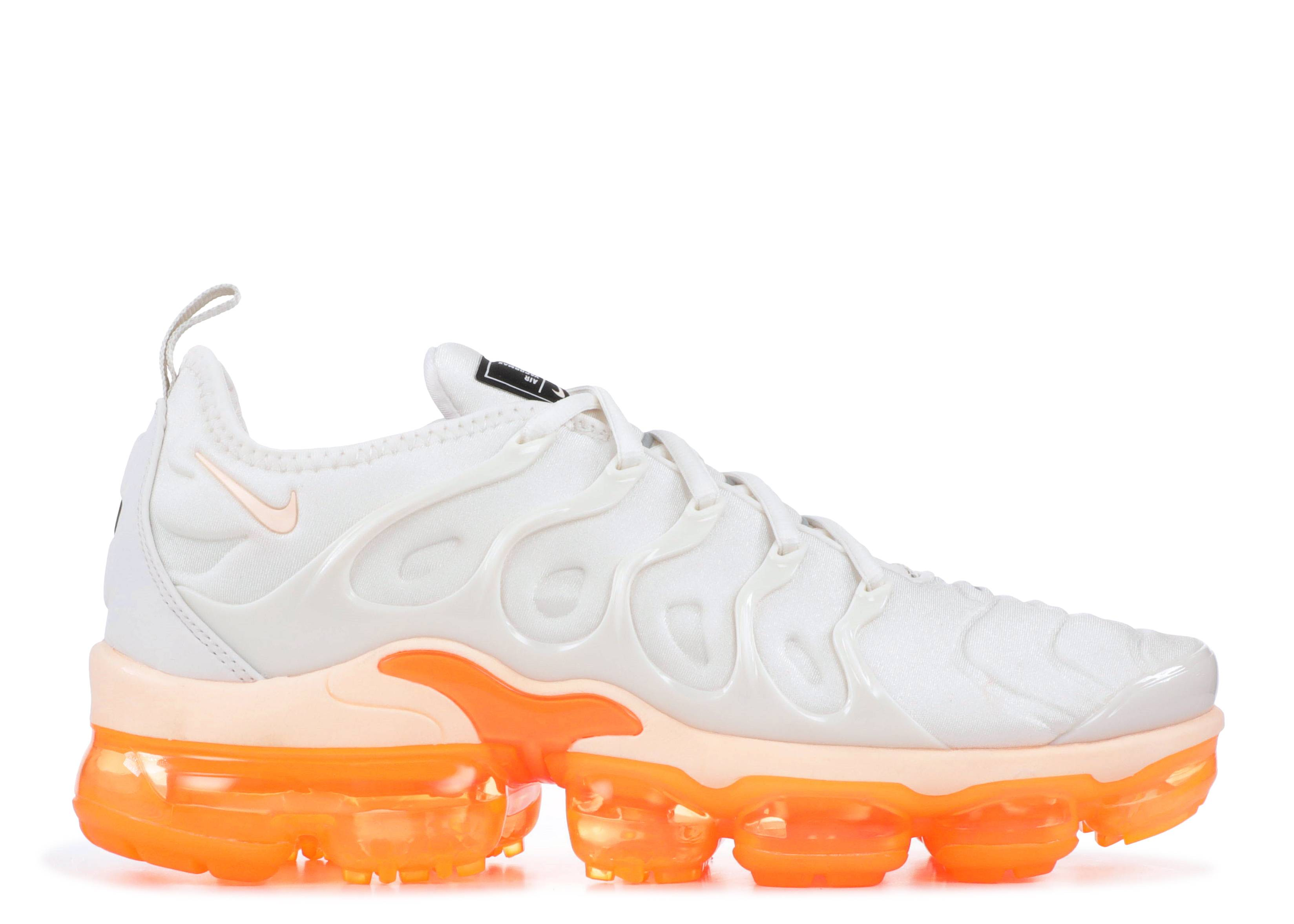 "w air vapormax plus ""creamsicle"""