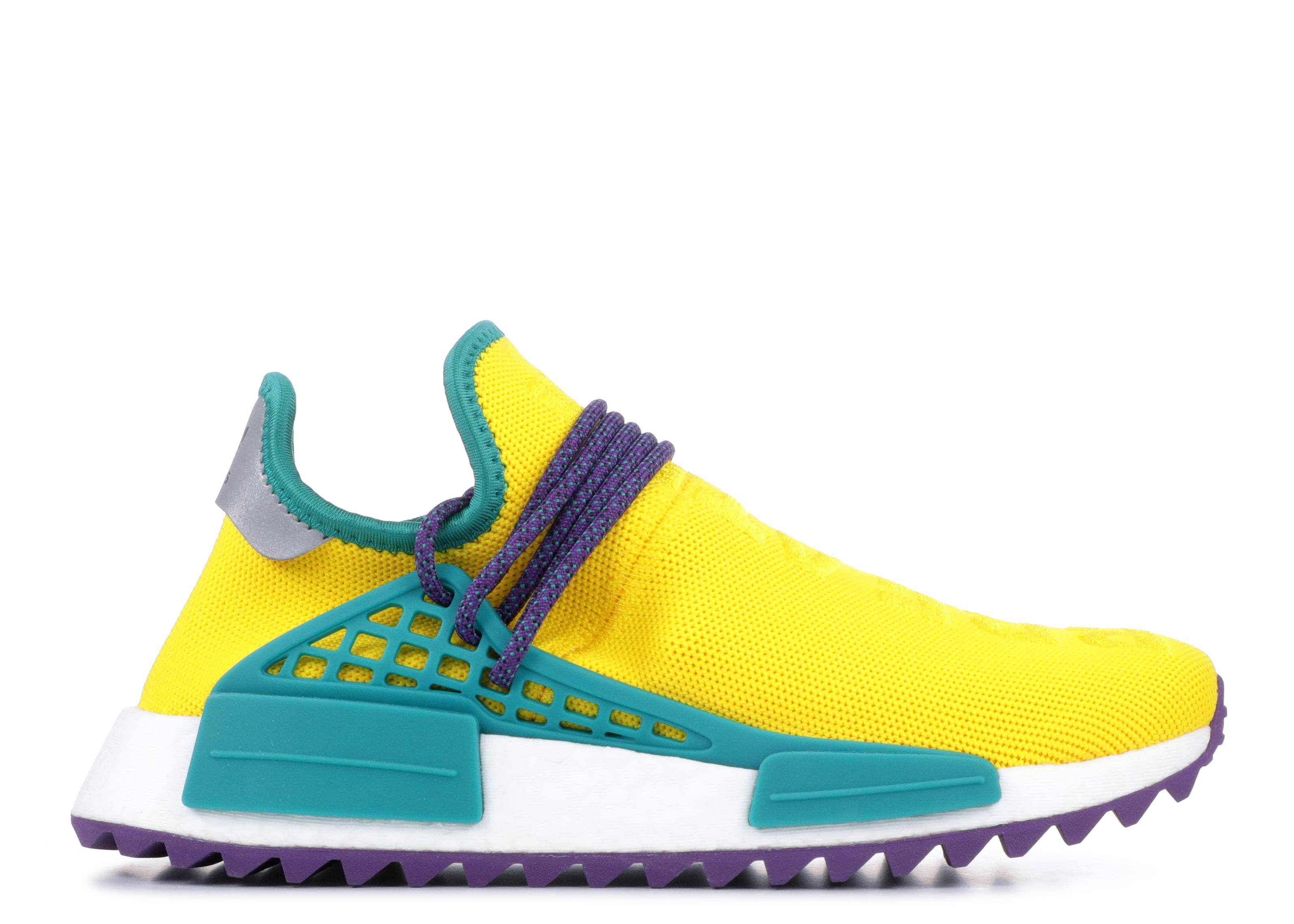 "pw human race ""pharrell friends and family"""