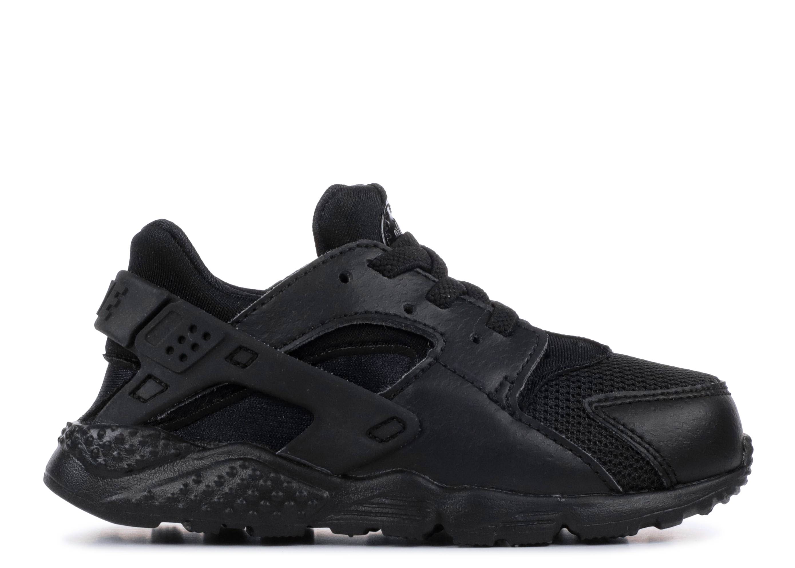 2138249e94860 closeout nike kids huarache run gs black black black youth size 5.5 d40e5  74c45  discount code for nike huaraches shoes for women men flight club  46af6 ...