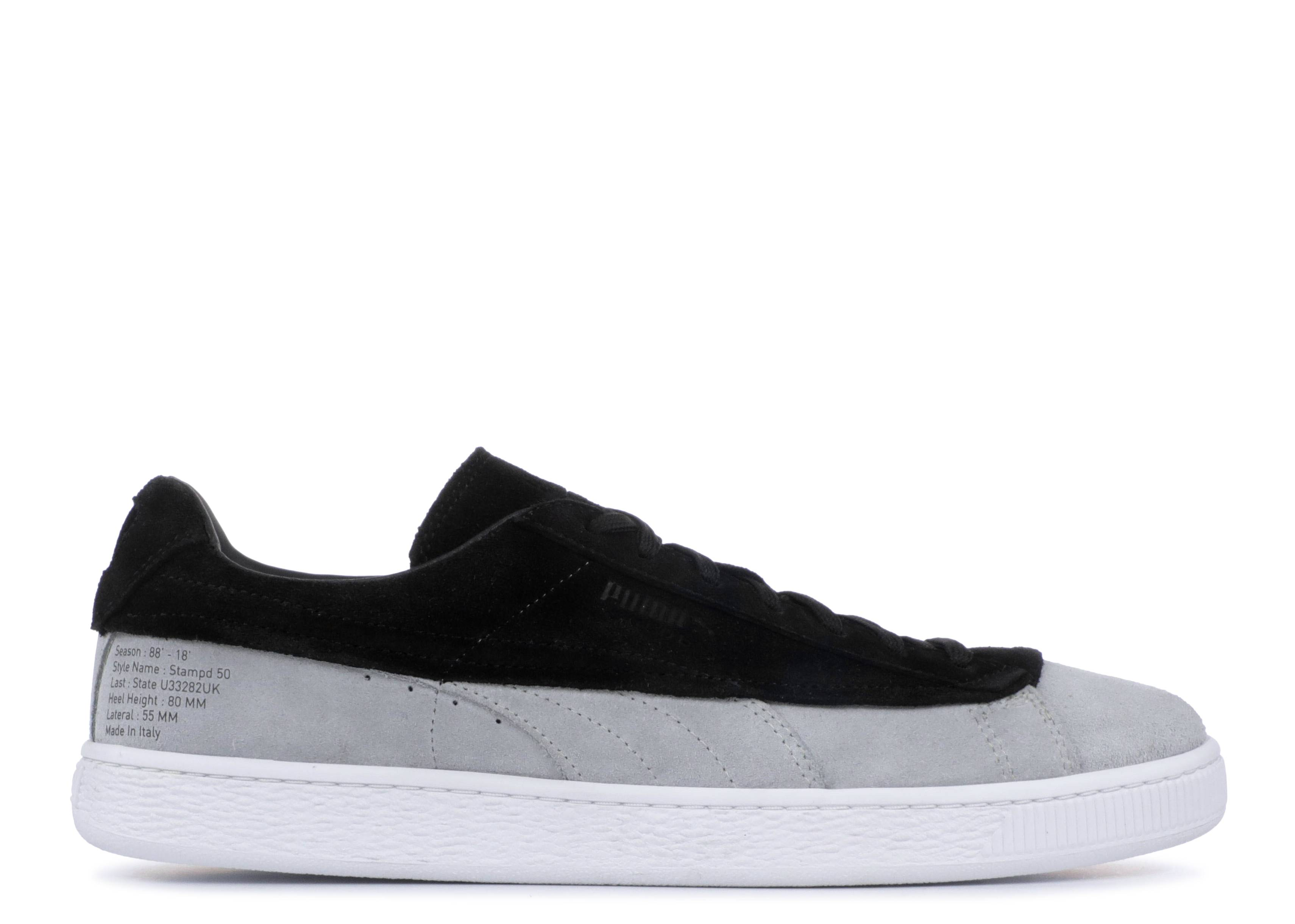 Suede Classic X STAMPD