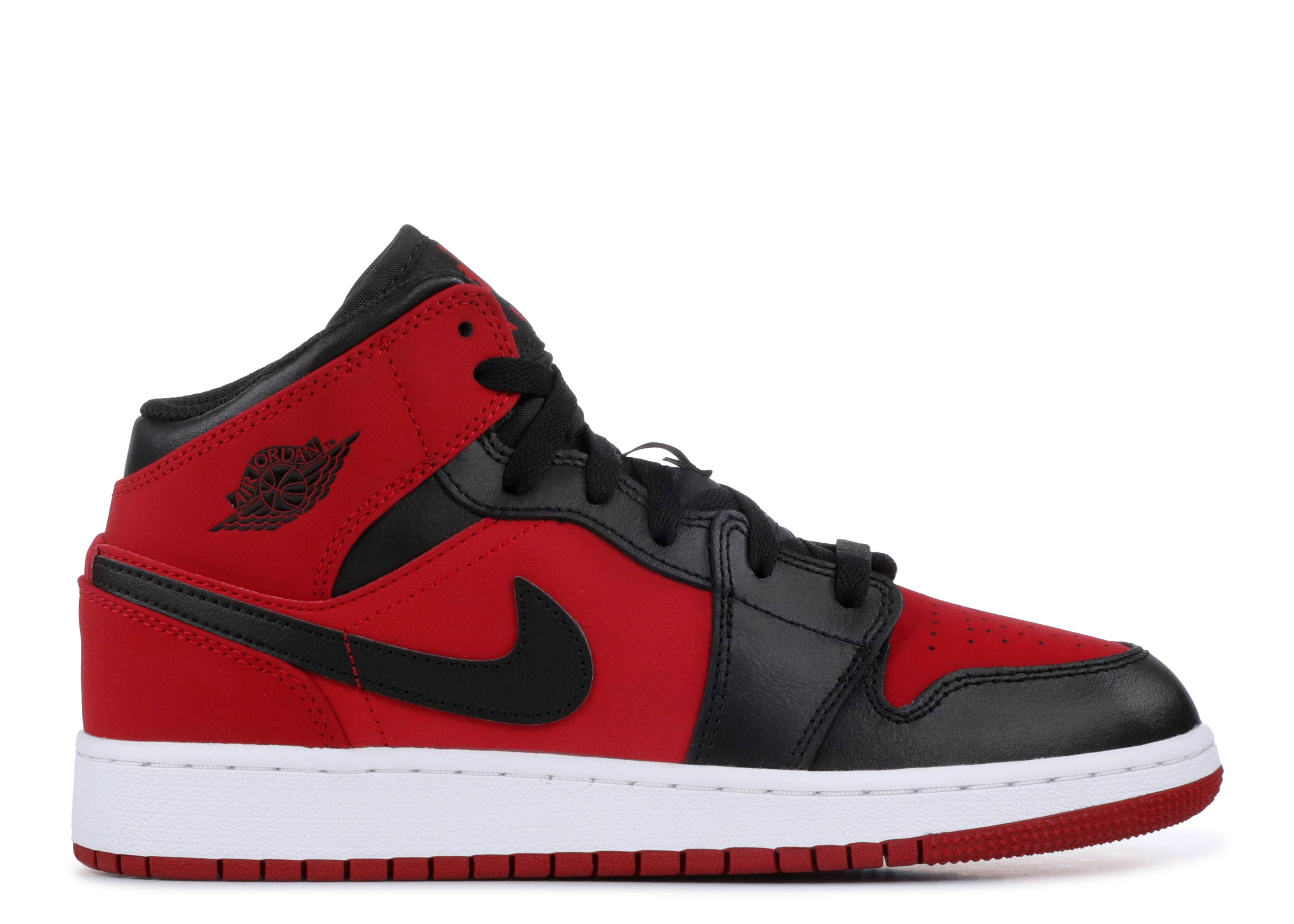 buy popular 34f7a 1171c air jordan 1 mid (gs)