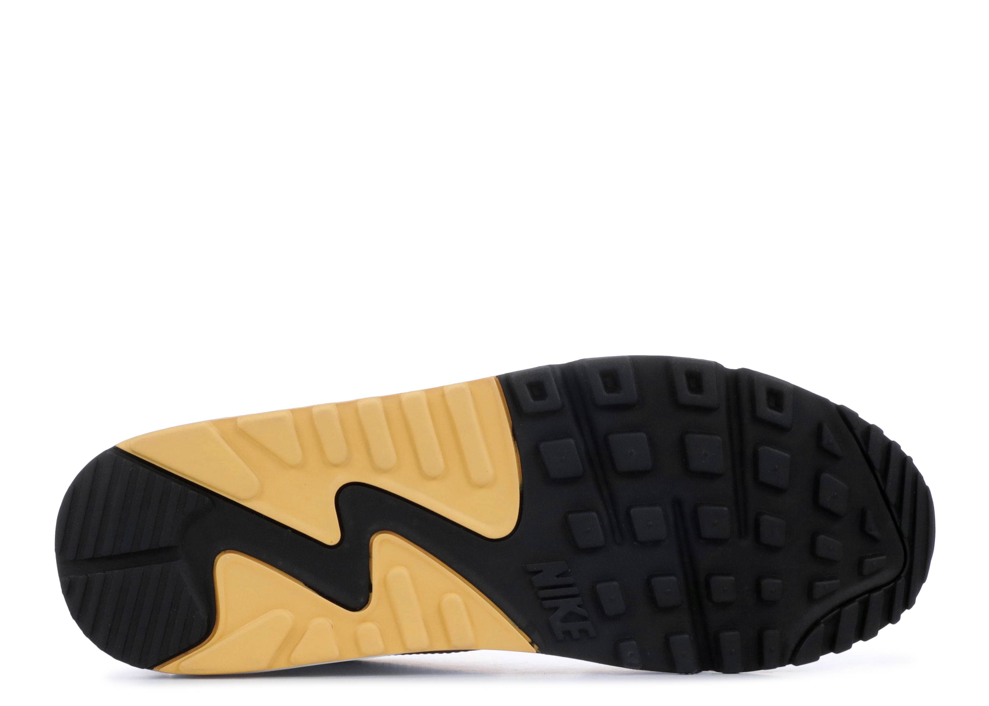 promo code 99f75 3bd68 Air Max 90 1 - Nike - aj7695 102 - white metallic gold-black   Flight Club