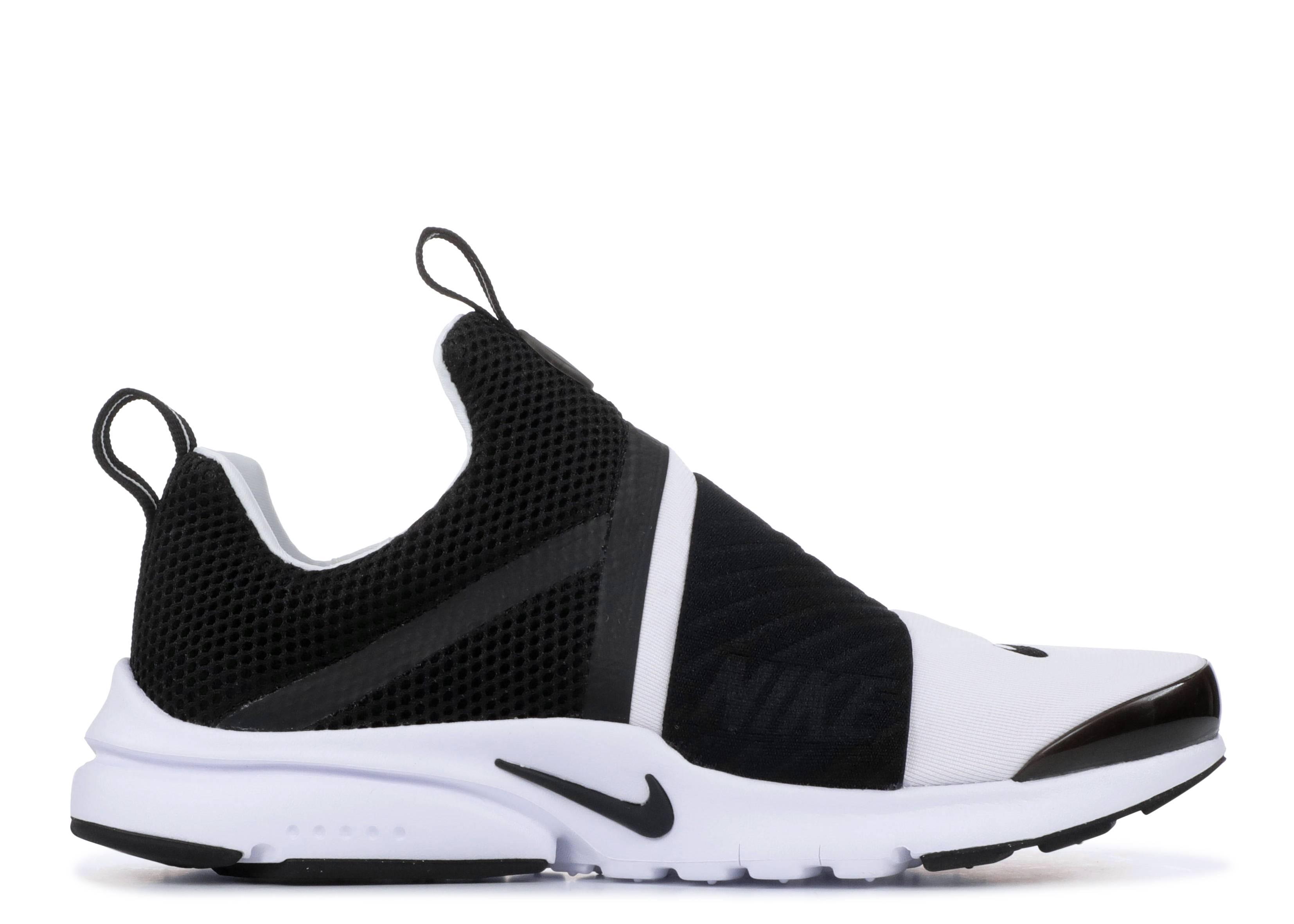 """Nike Presto Extreme (GS) """"White Black"""""""