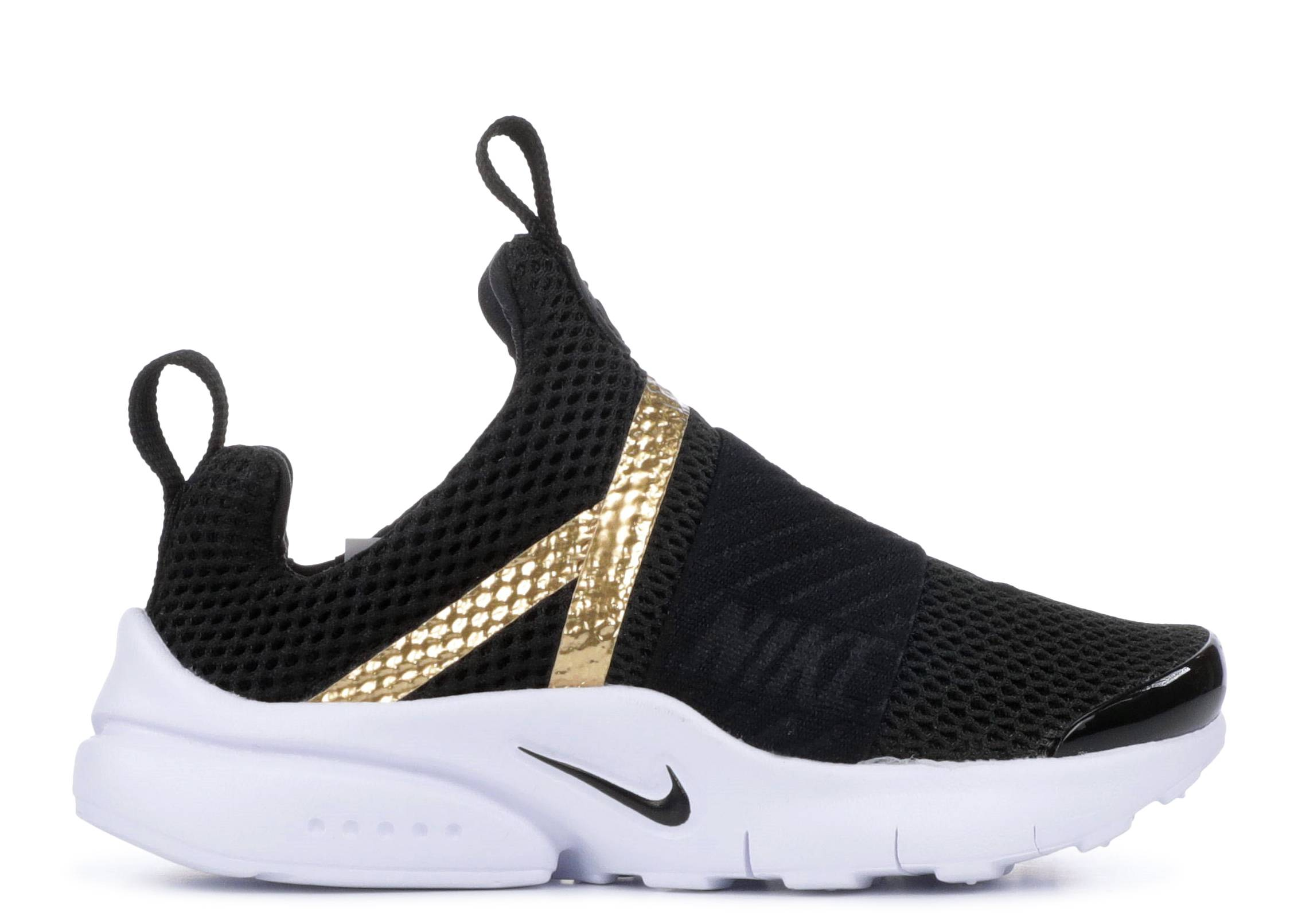 Nike Presto Extreme (td) - Nike - 870021 006 - black/black-metallic ...