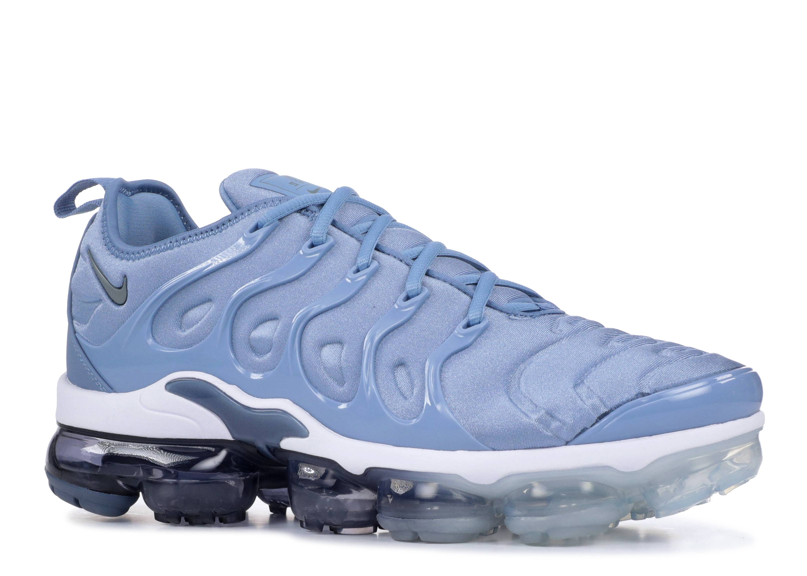 31604b79a1 Air Vapormax Plus - Nike - 924453 402 - work blue/cool grey   Flight Club