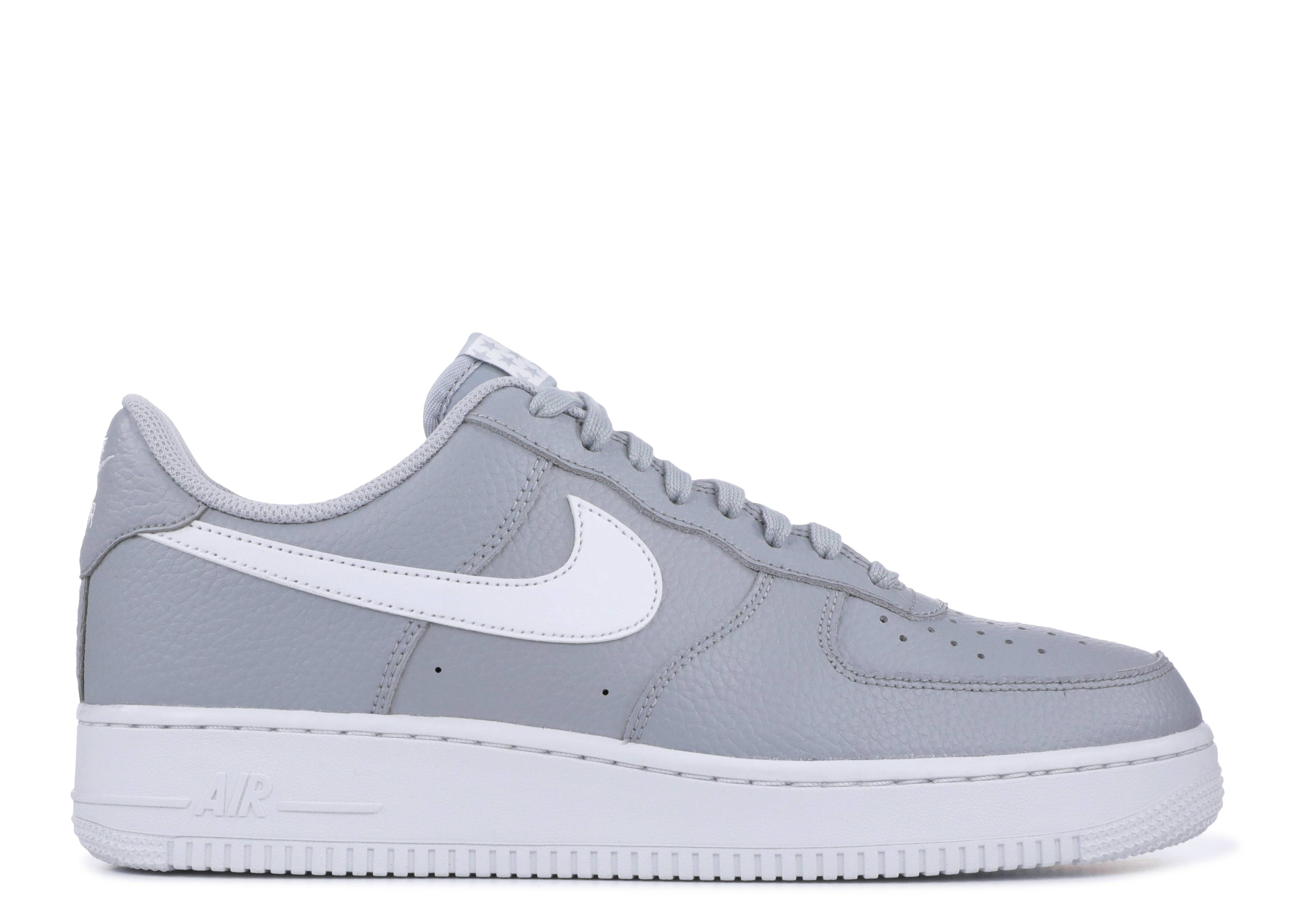 2fe0e76f63e1 Air Force 1  07 - Nike - AA4083 013 - wolf grey white