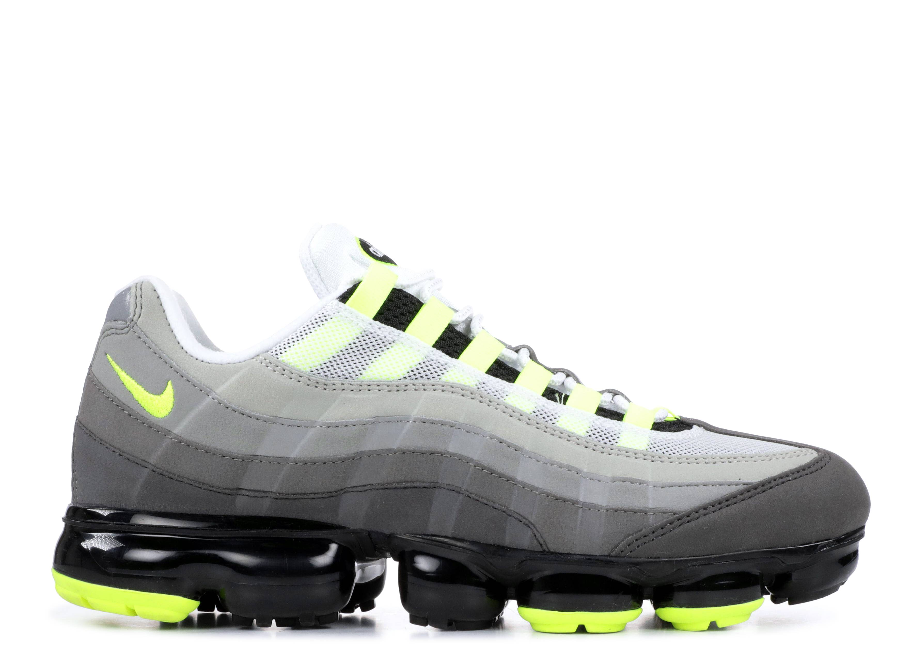 "air vapormax '95 ""neon"""