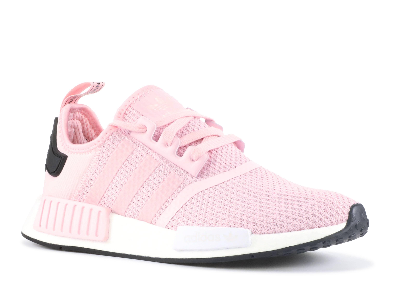 3a9667482 NMD R1 W - Adidas - B37648 - clear pink