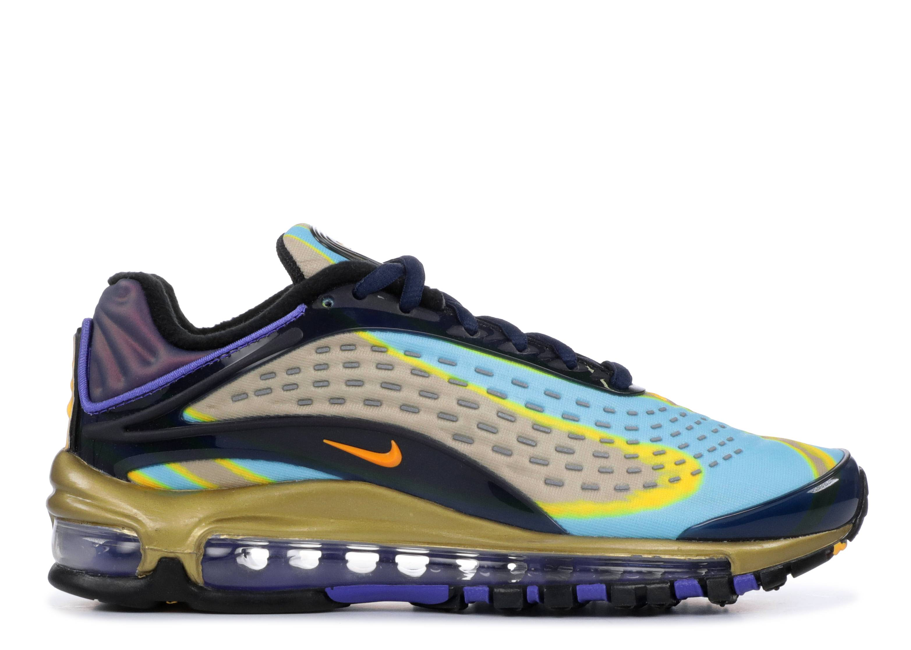 "Wmns Nike Air Max Deluxe ""Midnight Navy"""