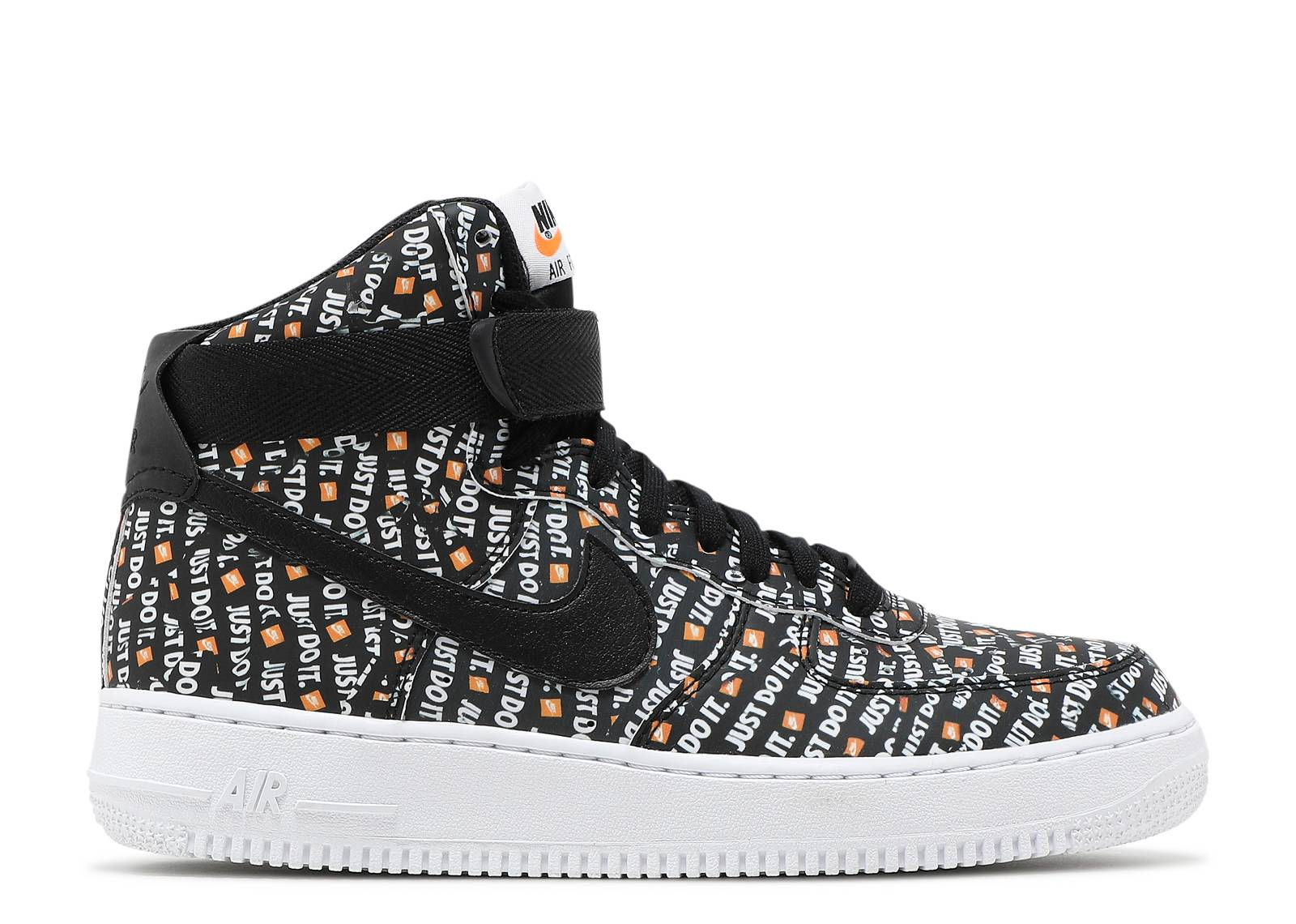 "Air Force 1 High '07 LV8 'Just Do It' ""Just Do It"""