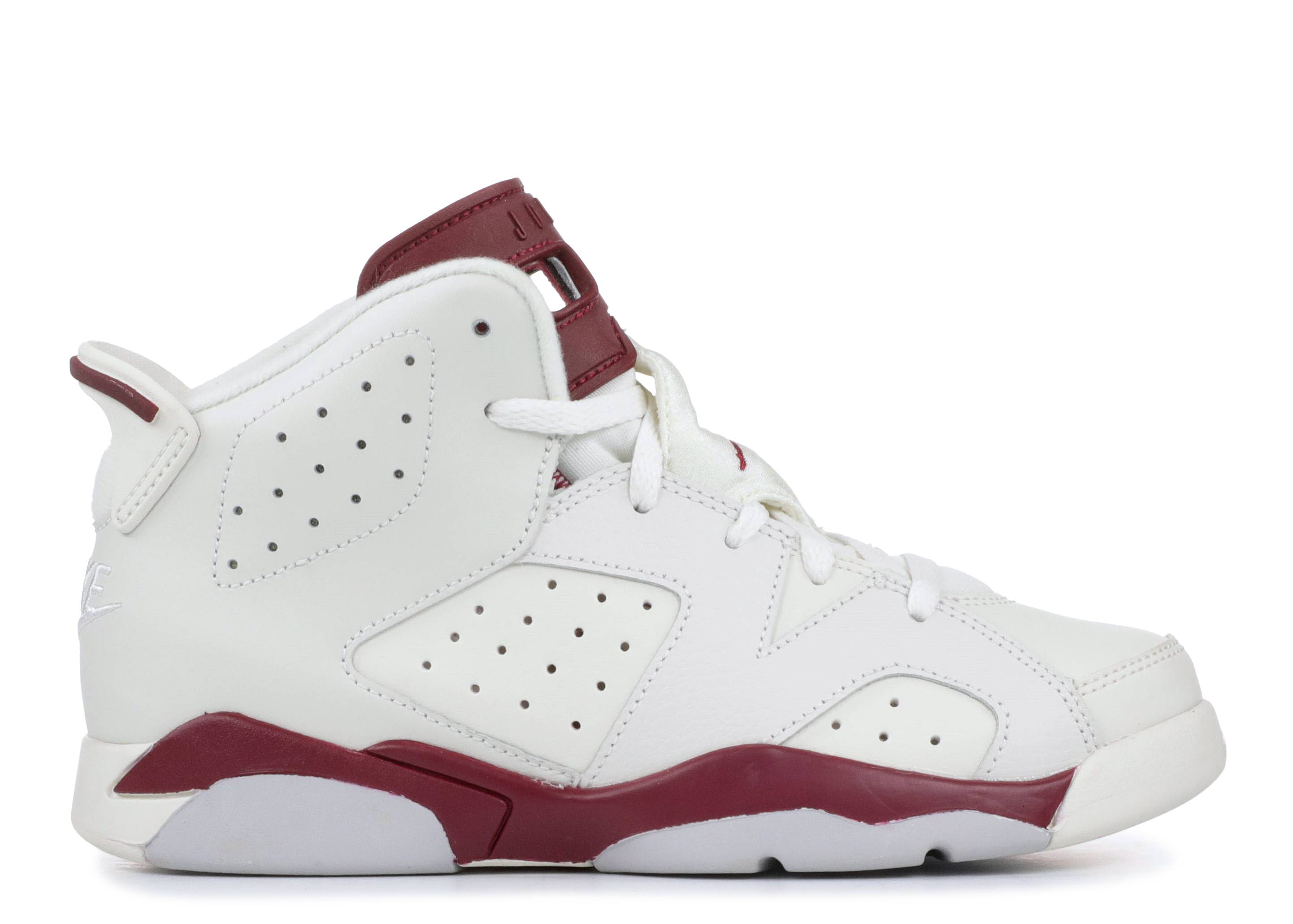 "jordan 6 retro bp ""maroon"""