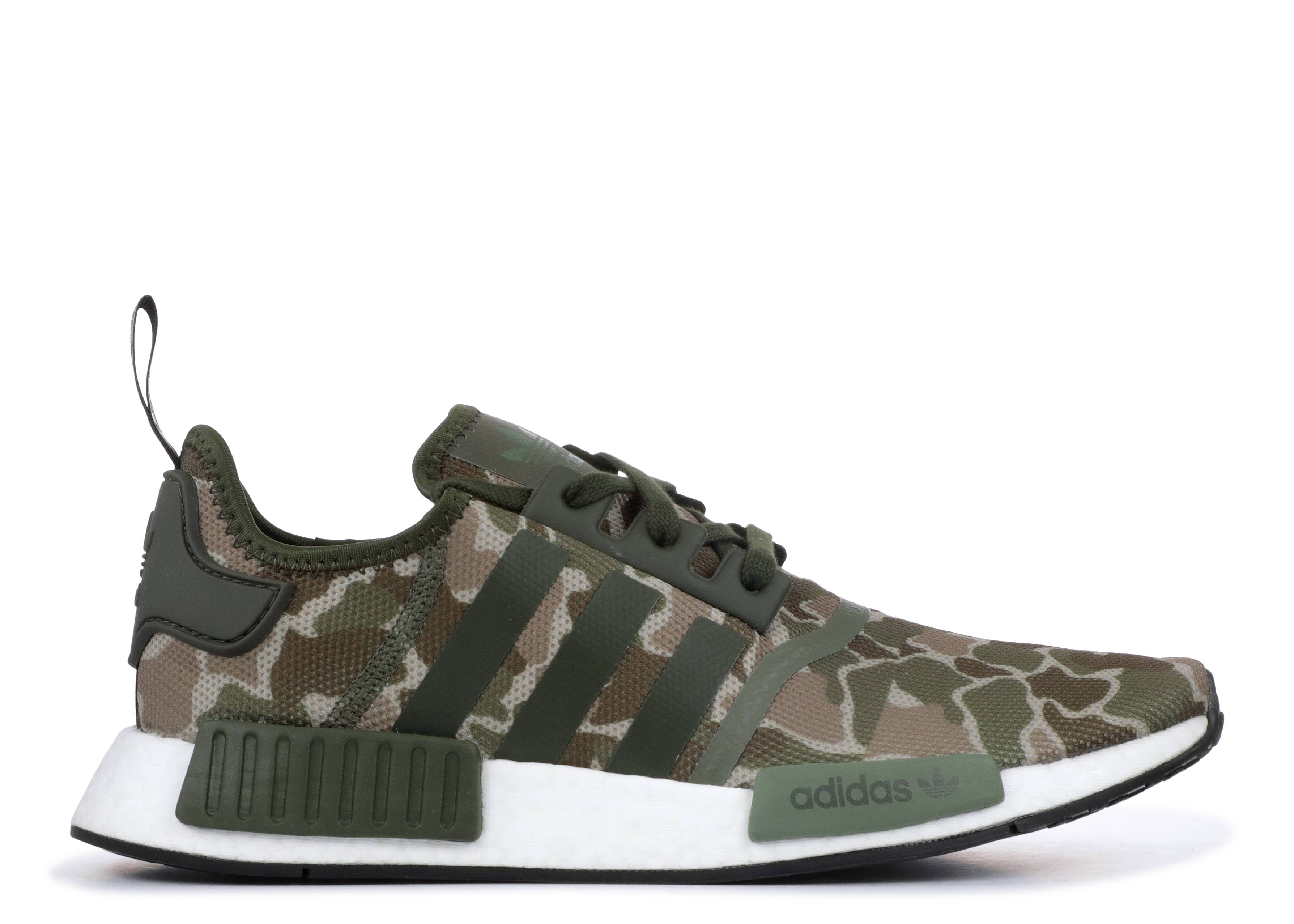 78d495376 Nmd R1 - Adidas - d96617 - sesame trace cargo base green