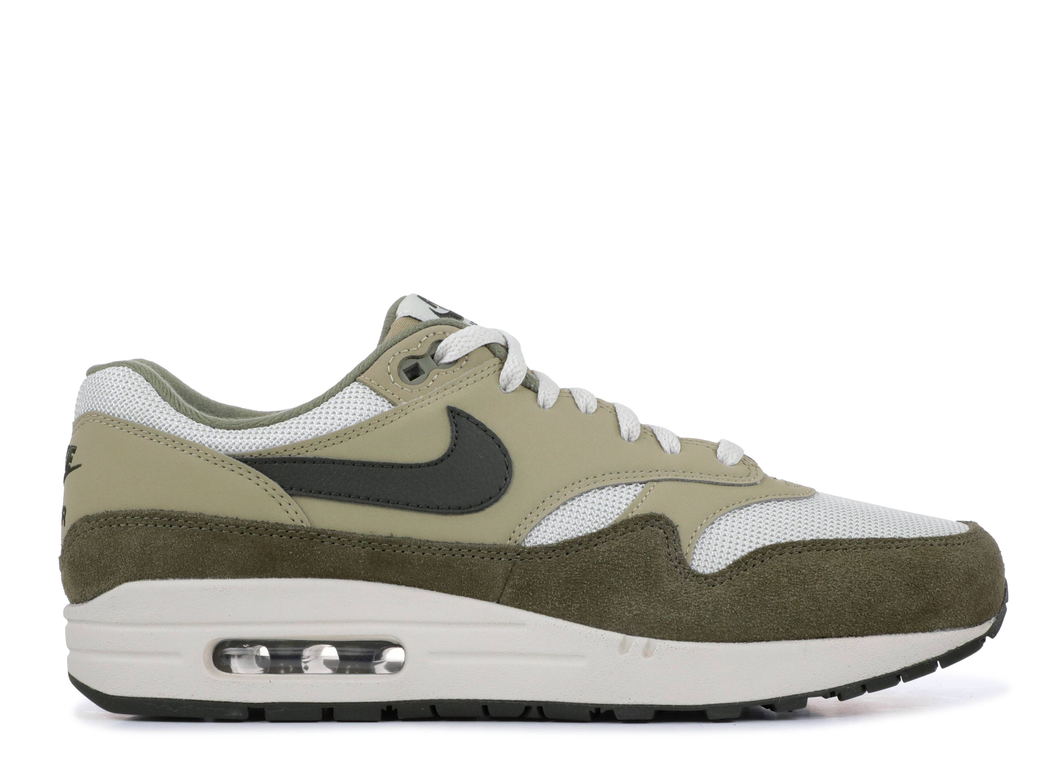 on sale ea265 718d2 Nike Air Max 1 - Nike - ah8145 201 - medium olivesequoia-neu