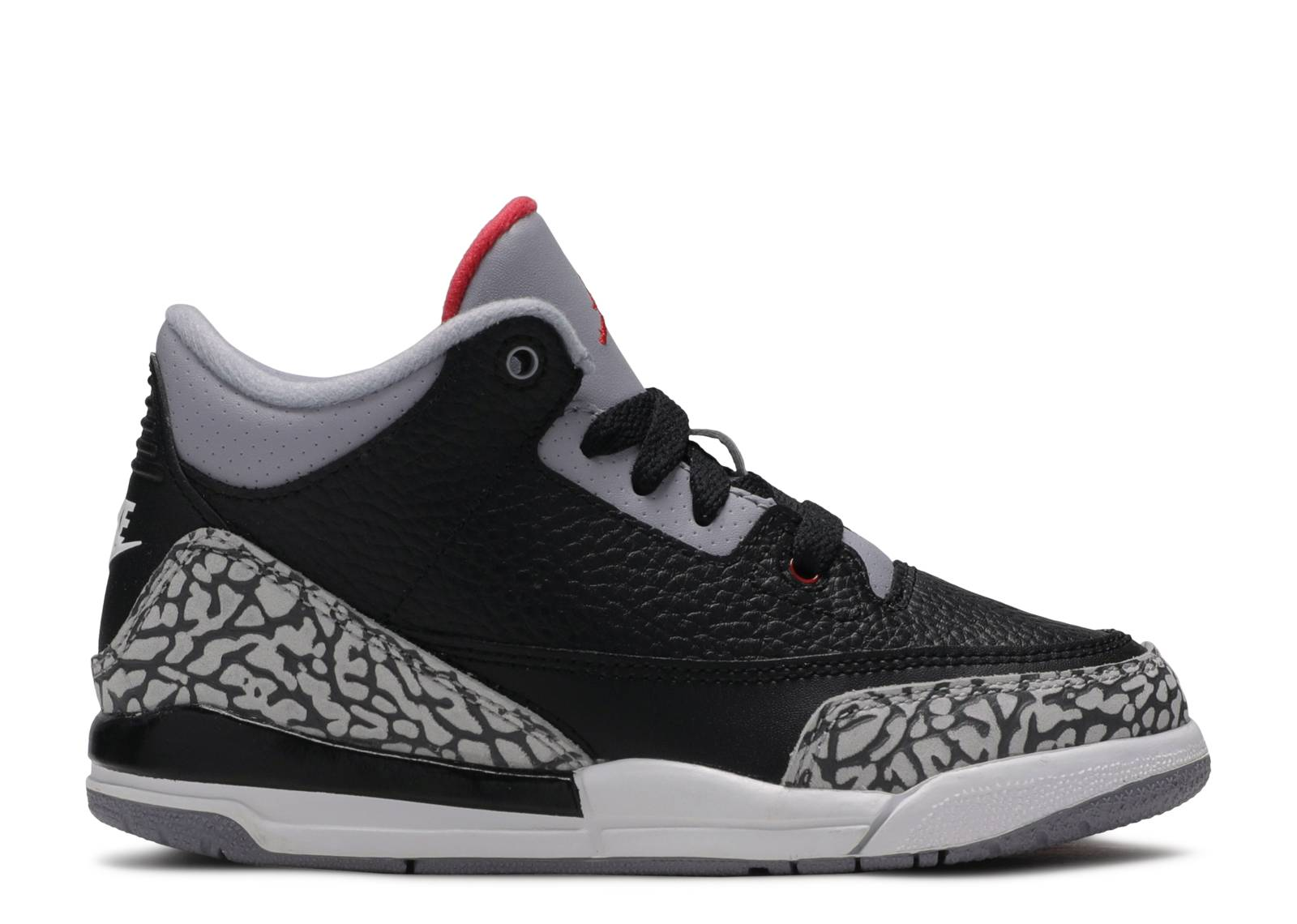 "jordan 3 retro bp ""black cement"""