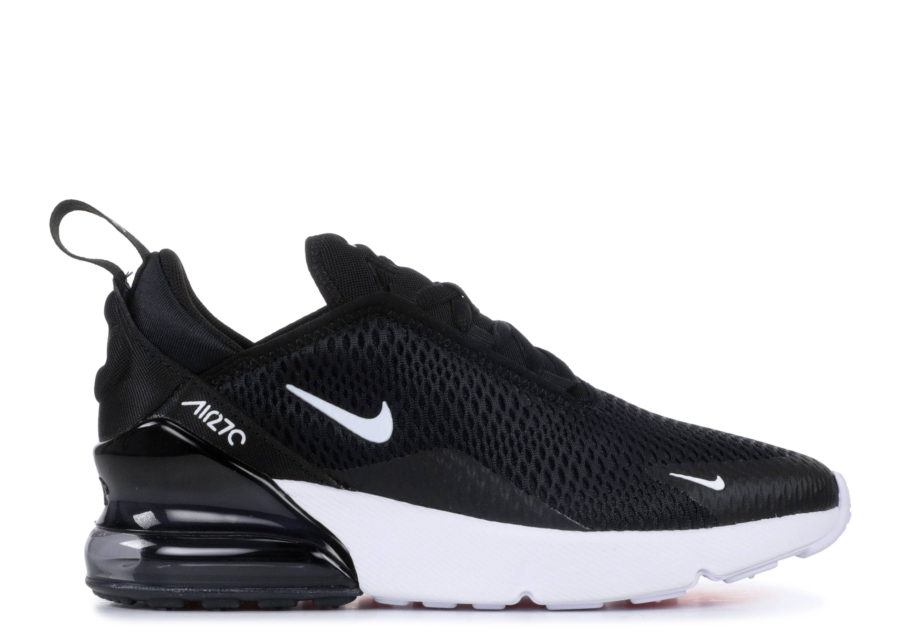 best loved 0e31a 56908 Nike Air Max 270 (ps) - Nike - ao2372 001 - black white-anthracite   Flight  Club
