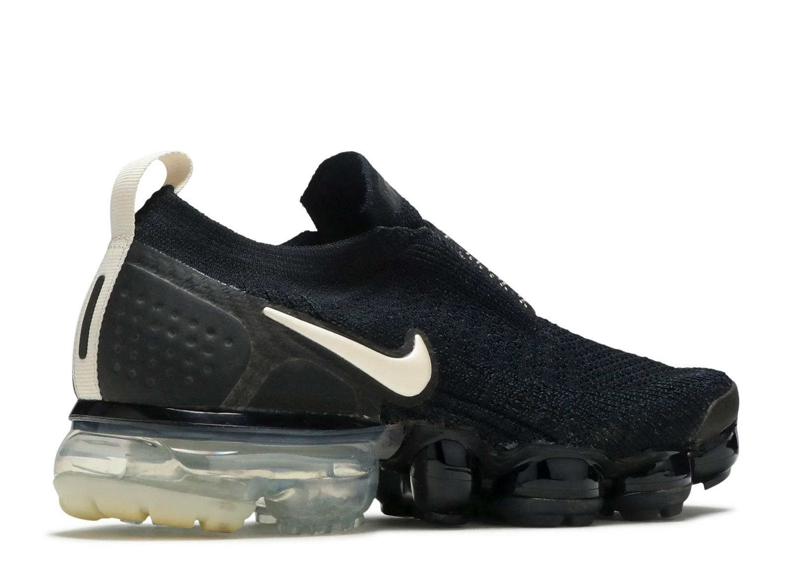284910dc72b95 Wmns Air Vapormax Fk Moc 2 - Nike - aj6599 002 - black light cream-white