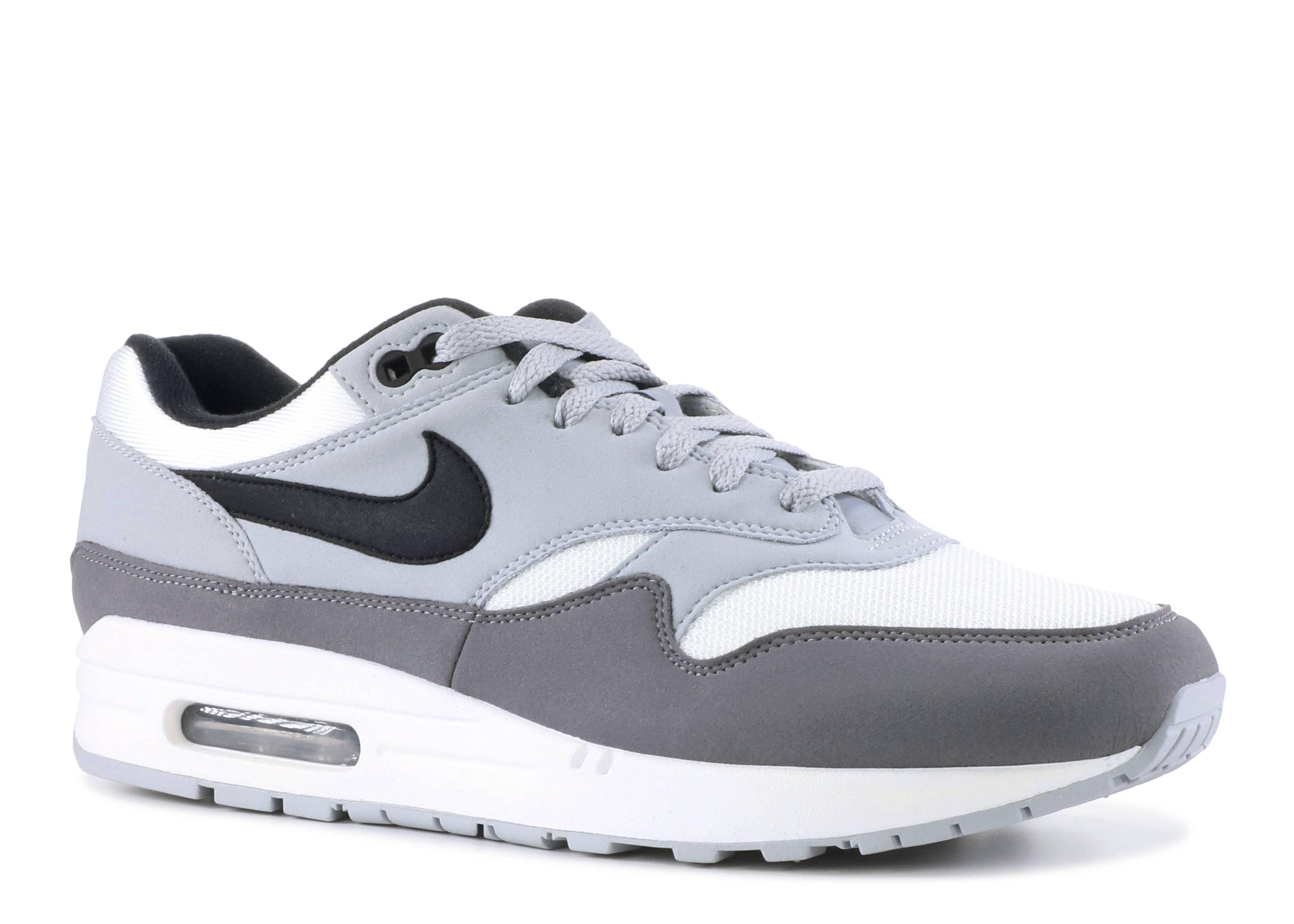 outlet store cd859 d2107 Air Max 1 - Nike - AH8145 101 - white black-wolf grey-gunsmoke   Flight Club