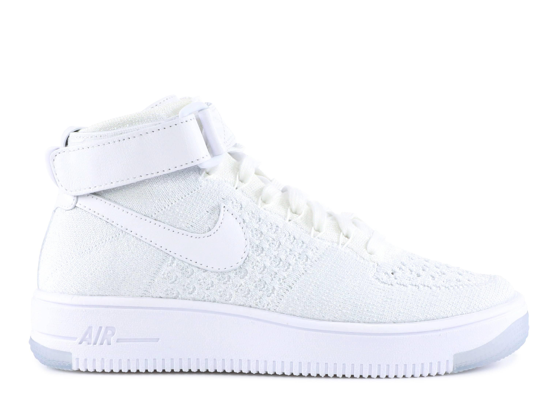 W Nike AF1Flyknit