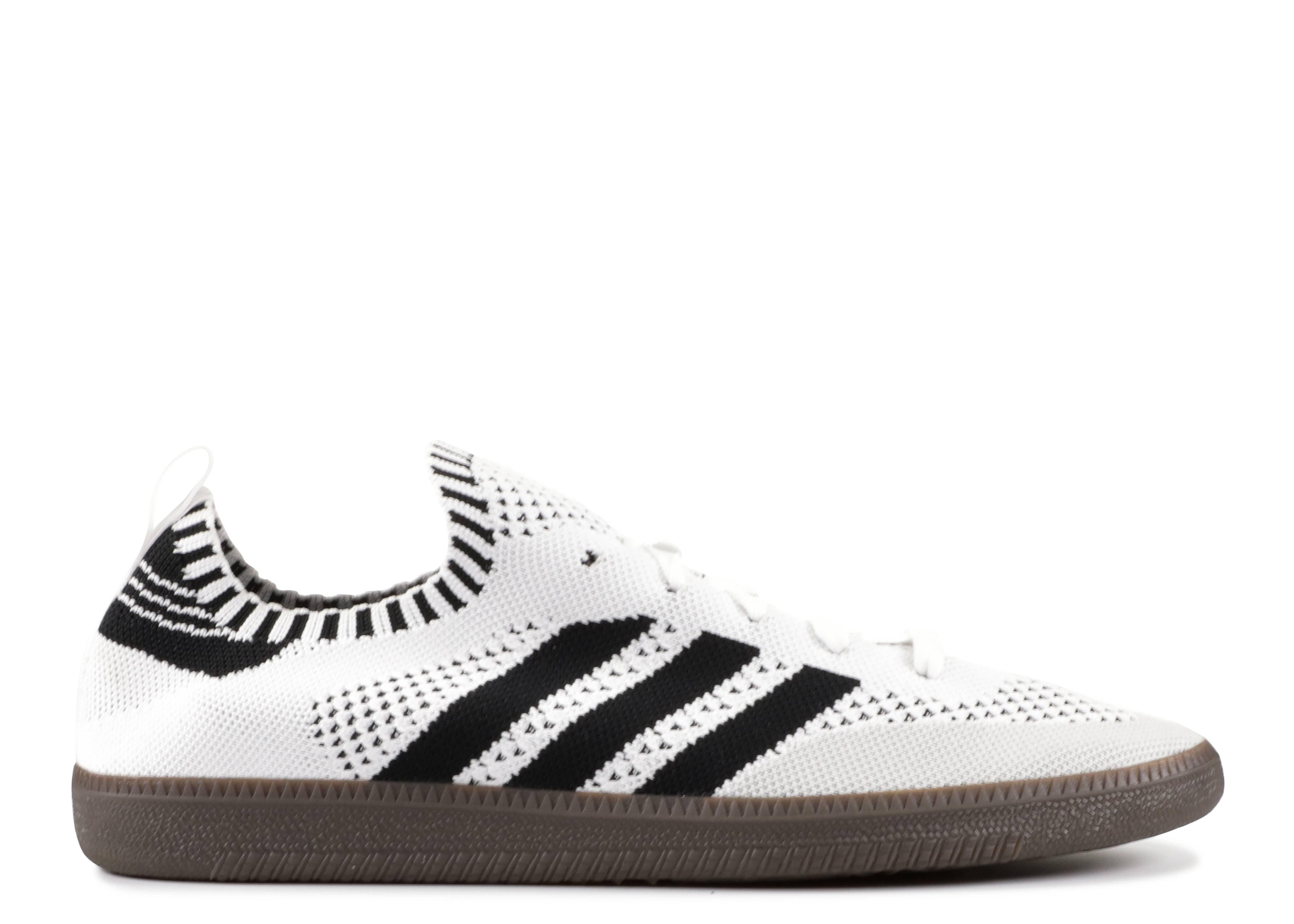 "samba sock primeknit ""white"""