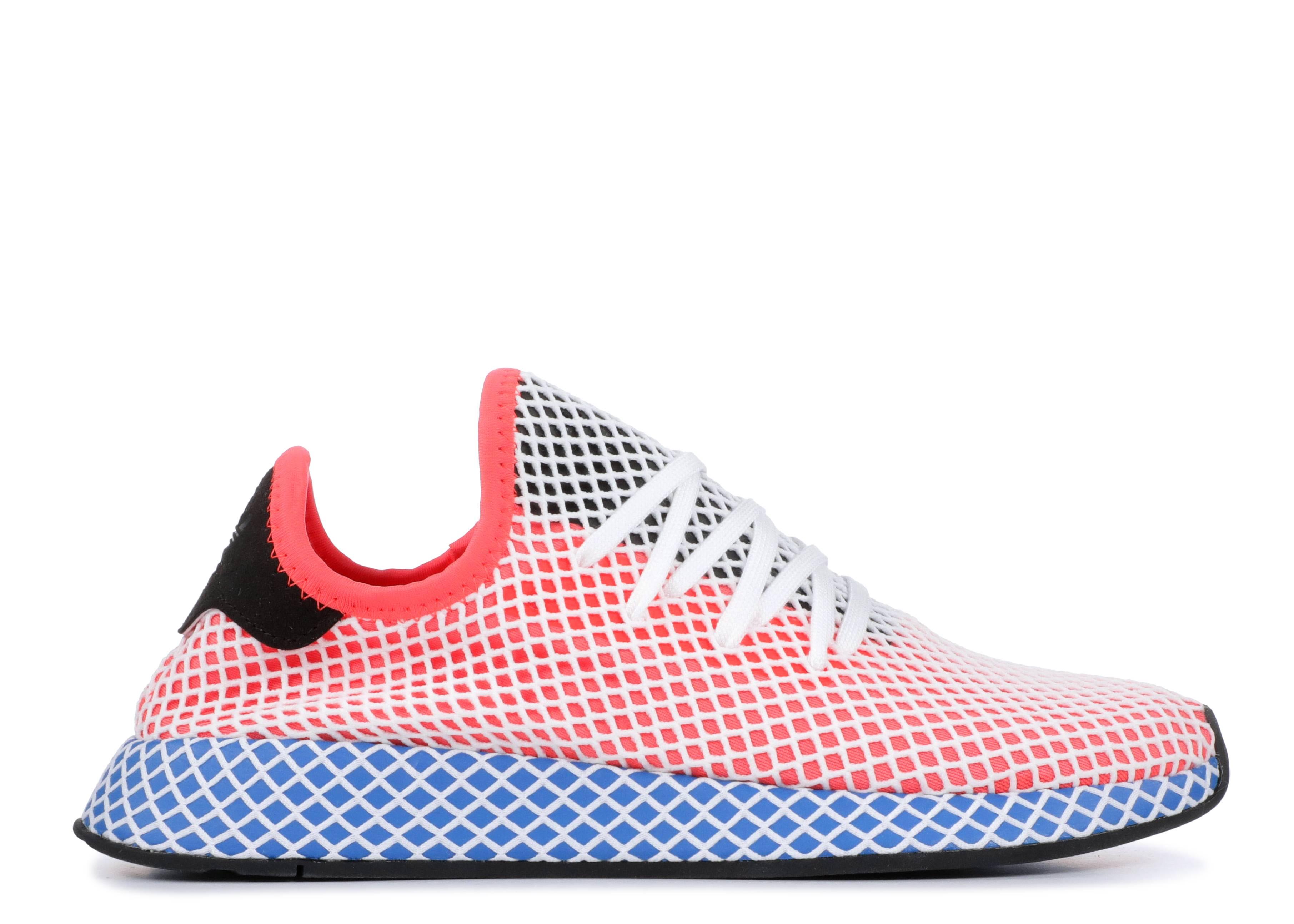 11c9f184ab9c4 Deerupt Runner - Adidas - cq2624 - solred solred blubir