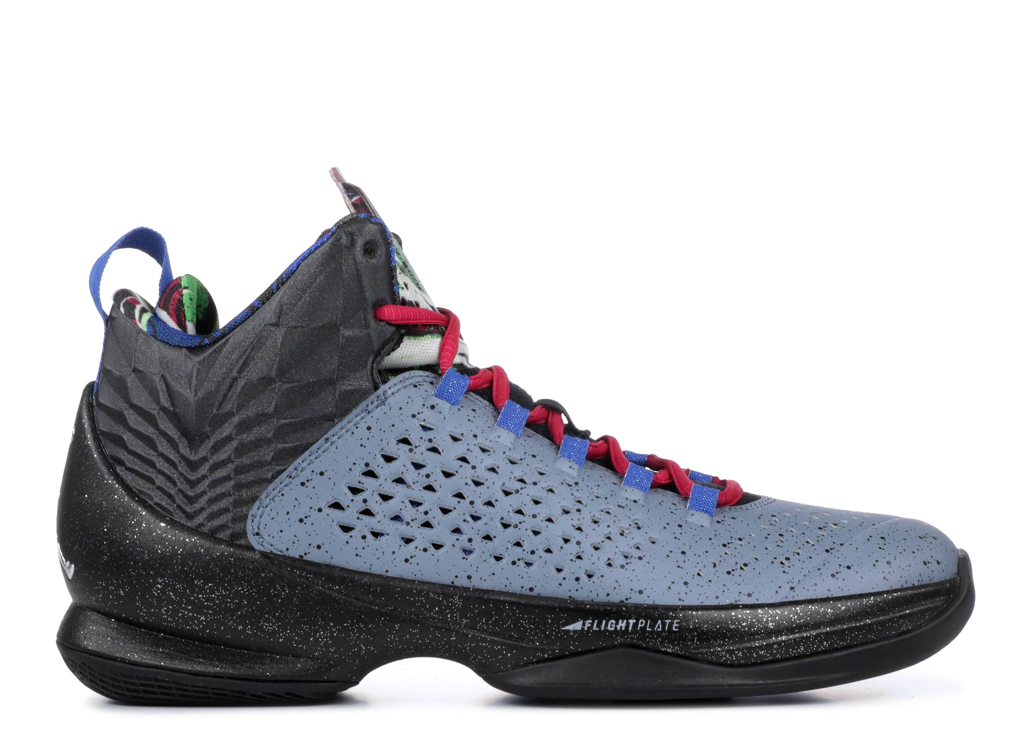 best cheap 16787 d4050 Jordan Melo M11 - Air Jordan - 716227 413 - blue graphite black game ...