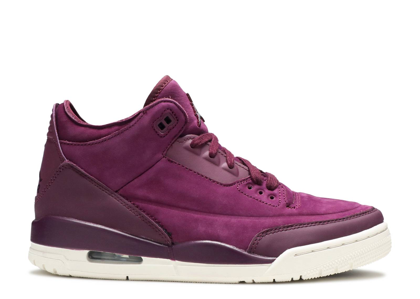 "wmns air jordan 3 retro se ""bordeaux"""