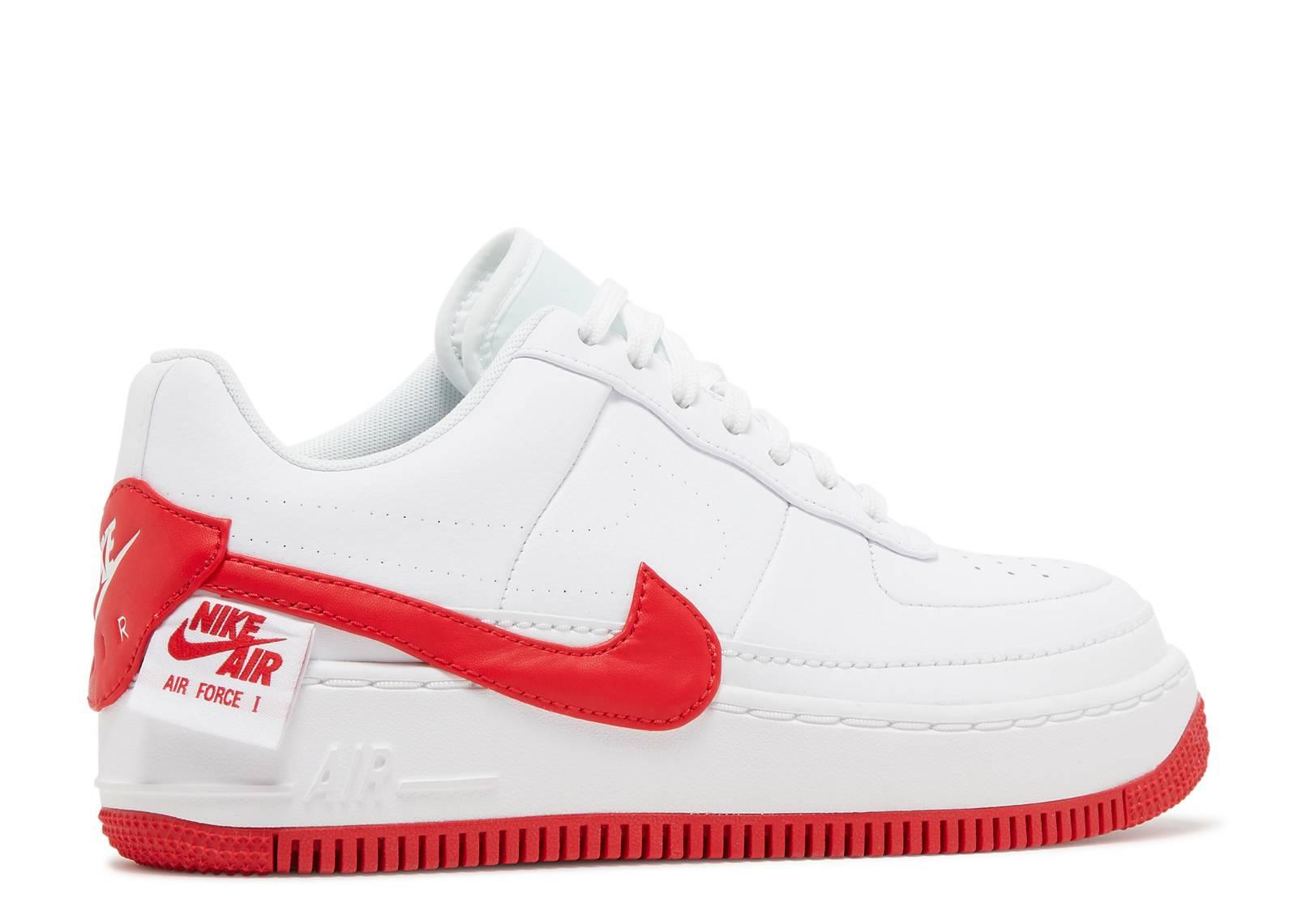 W Af1 Jester Xx - Nike - ao1220 106 - white university red  71e3c3ccc