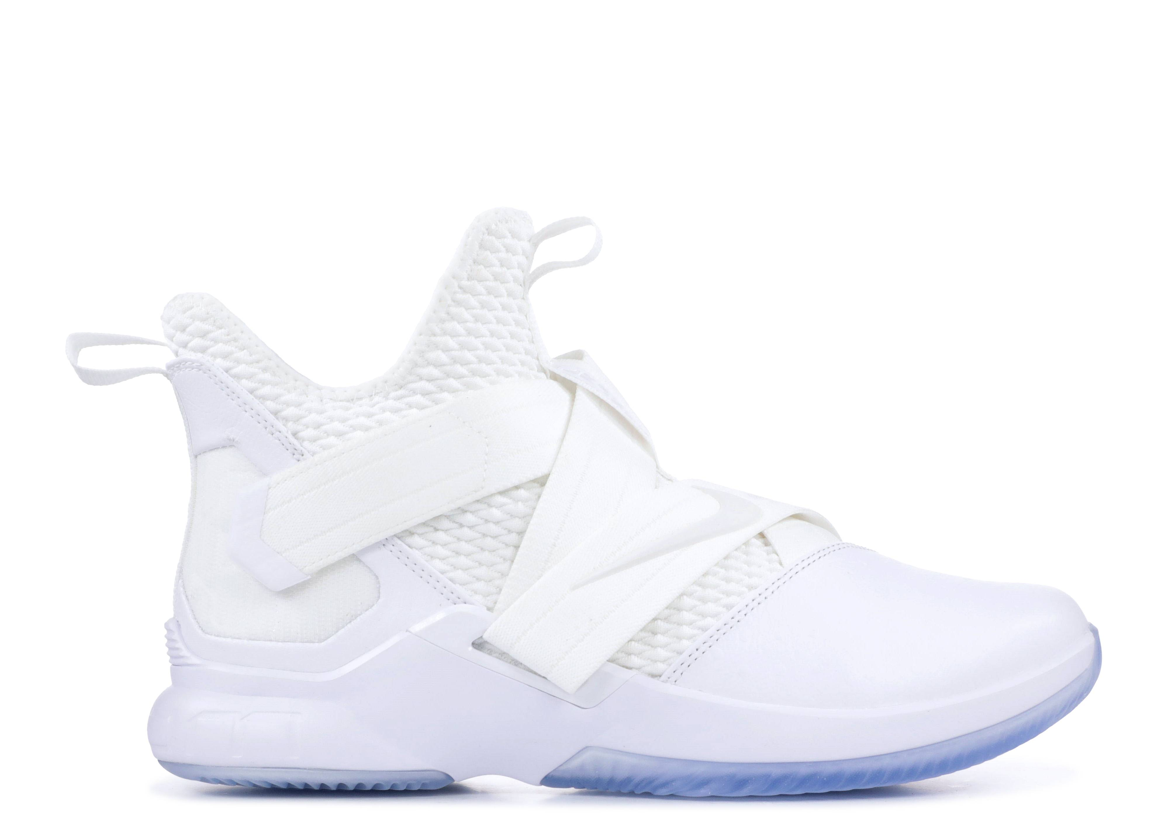 huge discount 9c9fb 9f1dd LeBron Soldier 12 SFG 'White'