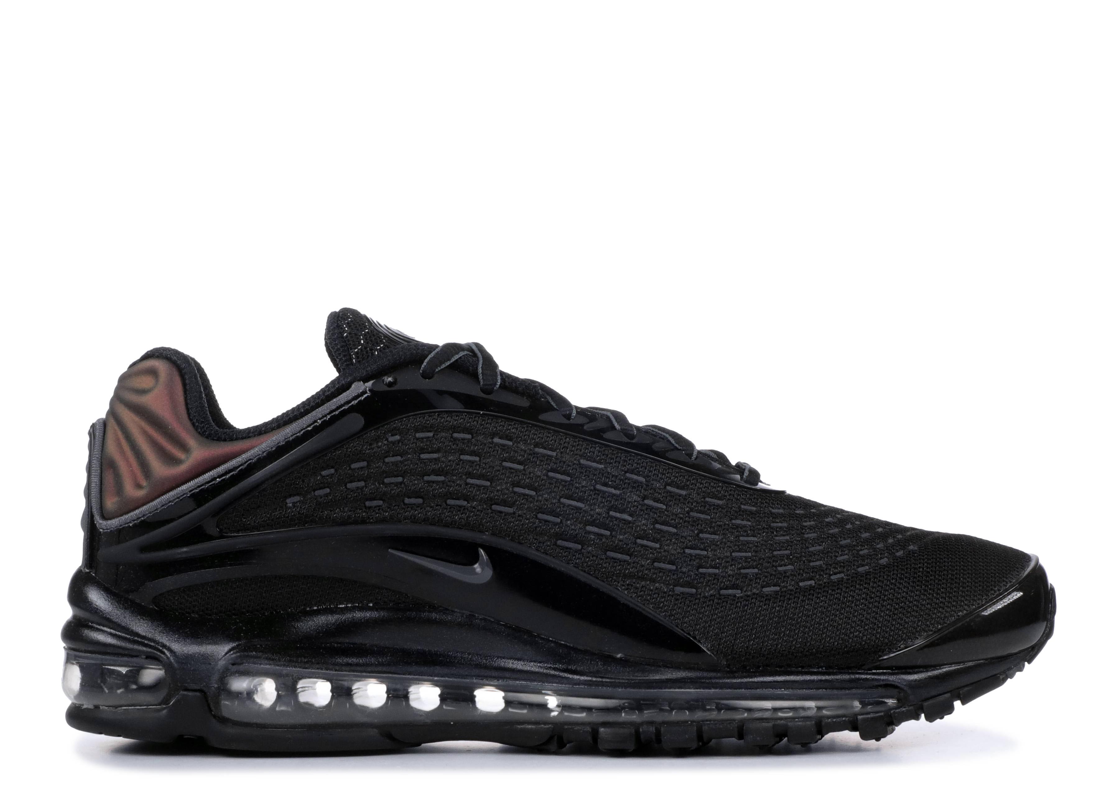 Nike Air Max Deluxe Black Grey AV2589 001 Release Info
