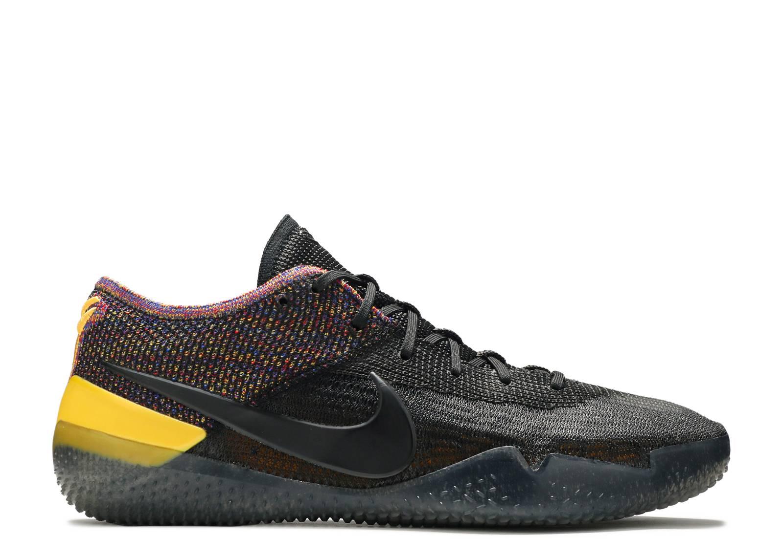 66737671789 Kobe Ad Nxt 360 - Nike - aq1087 002 - black black-multi-color ...