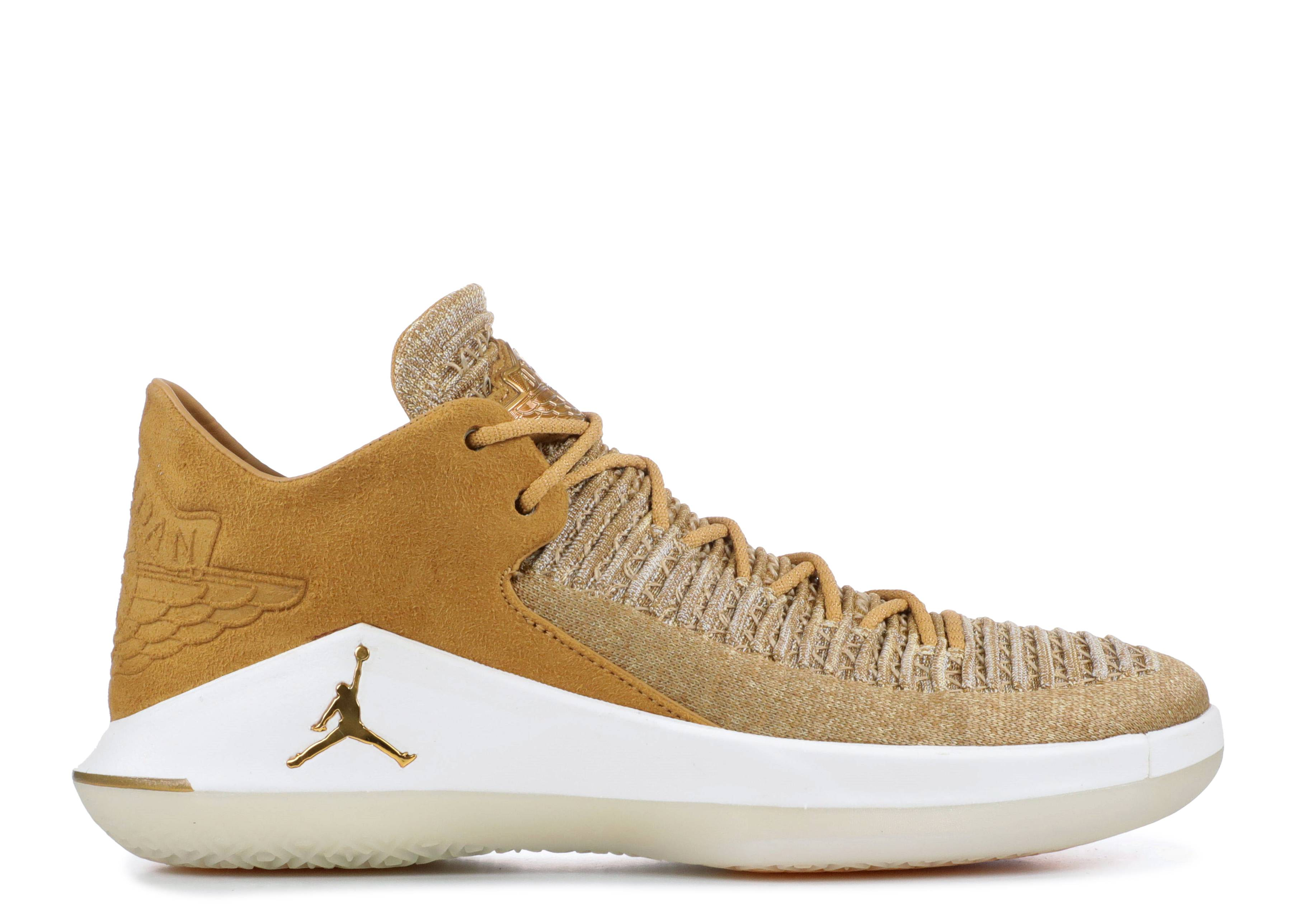 "air jordan 32 low ""wheat"""