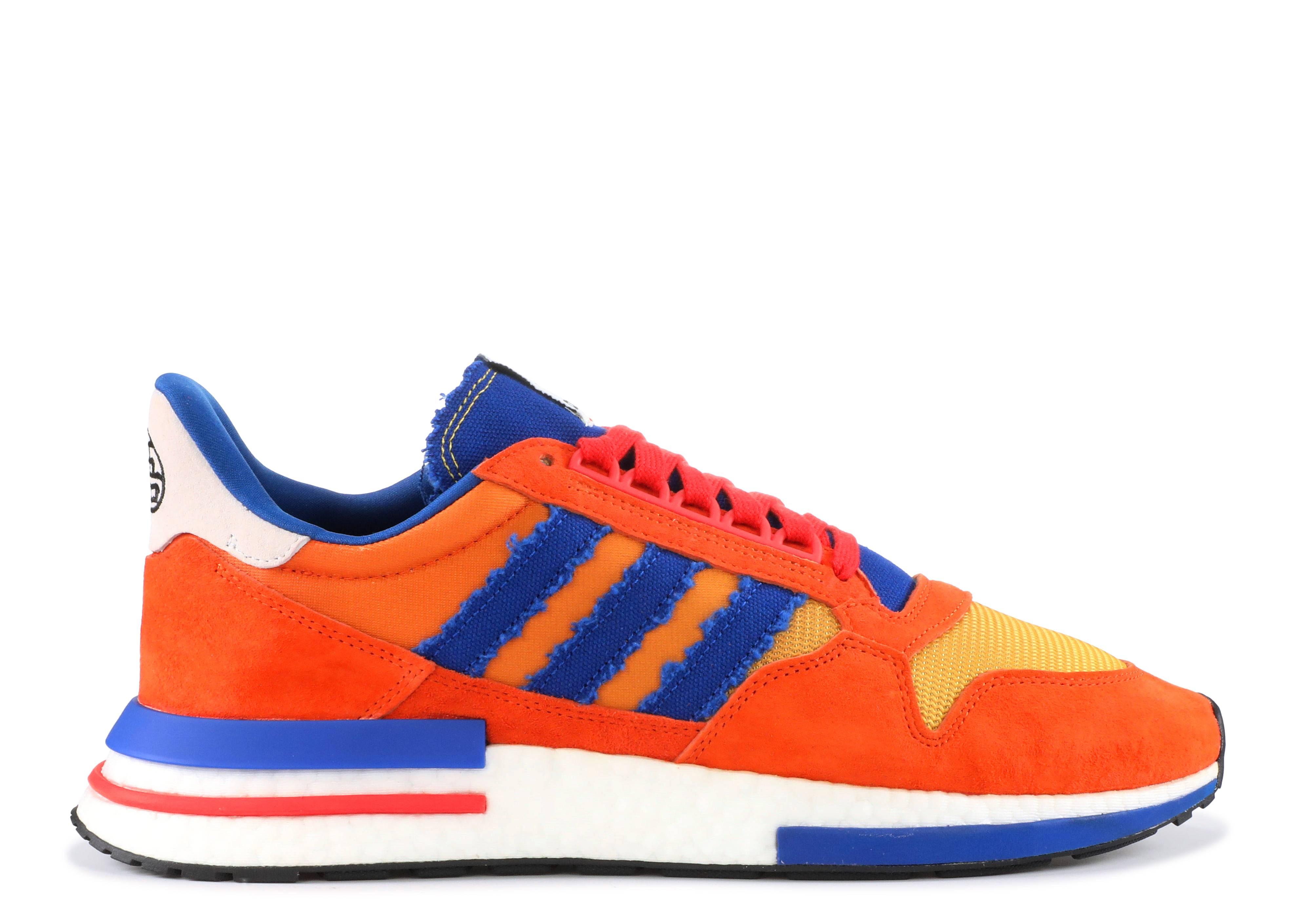 goku adidas trainers
