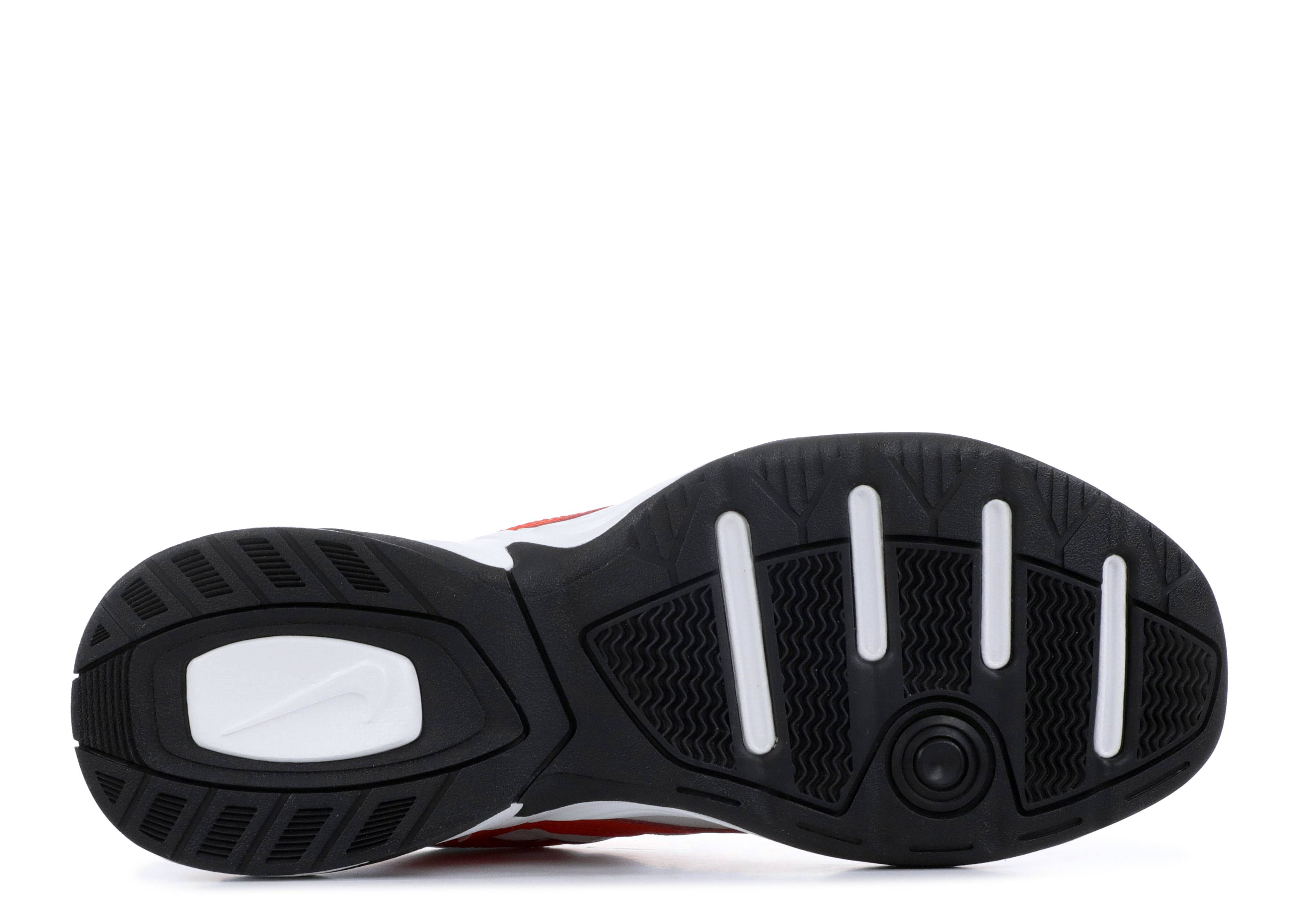 da19363859 Nike M2k Tekno - Nike - av4789 100 - summit white black-team orange ...