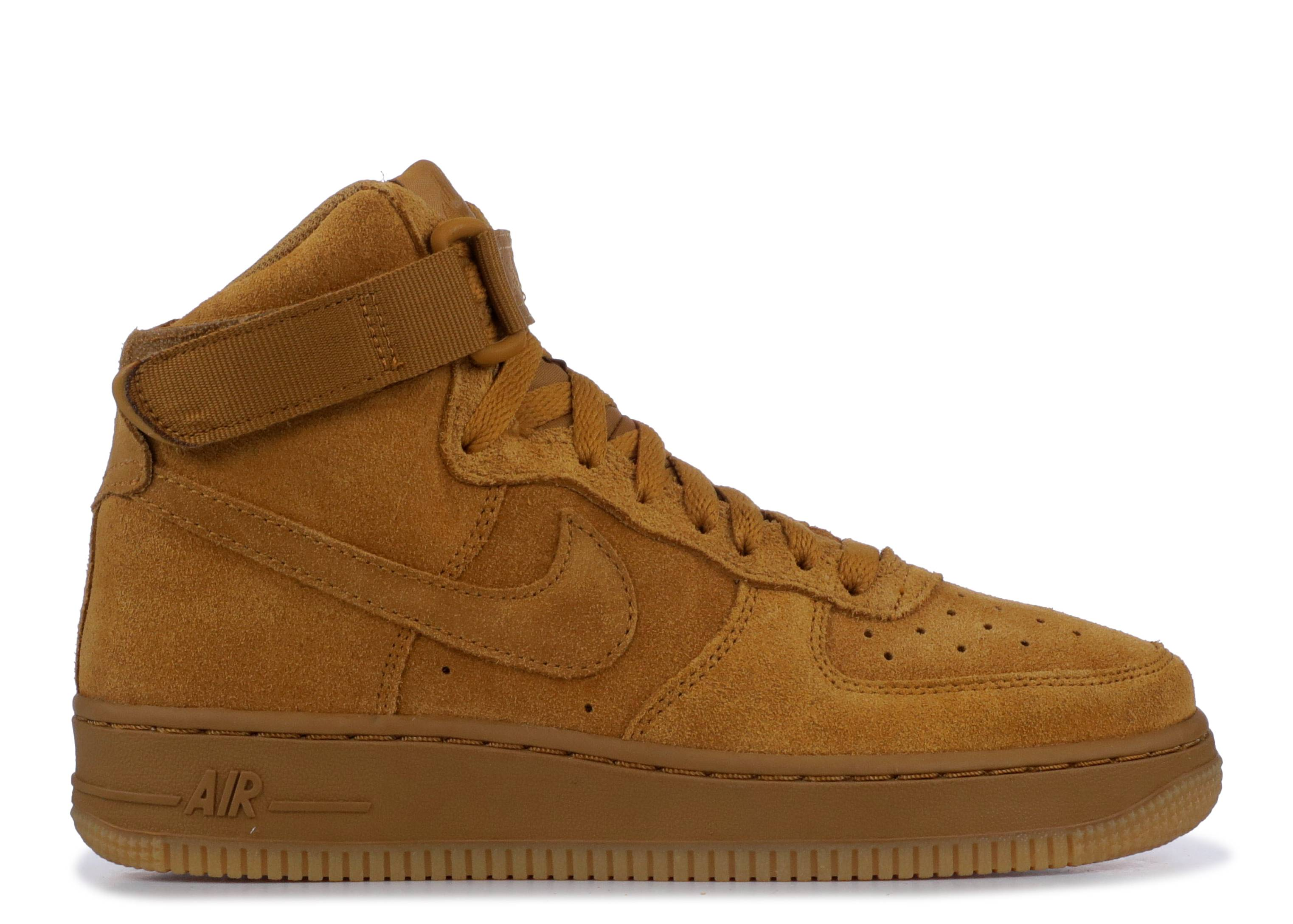 "air force 1 high lv8 (gs) ""wheat"""