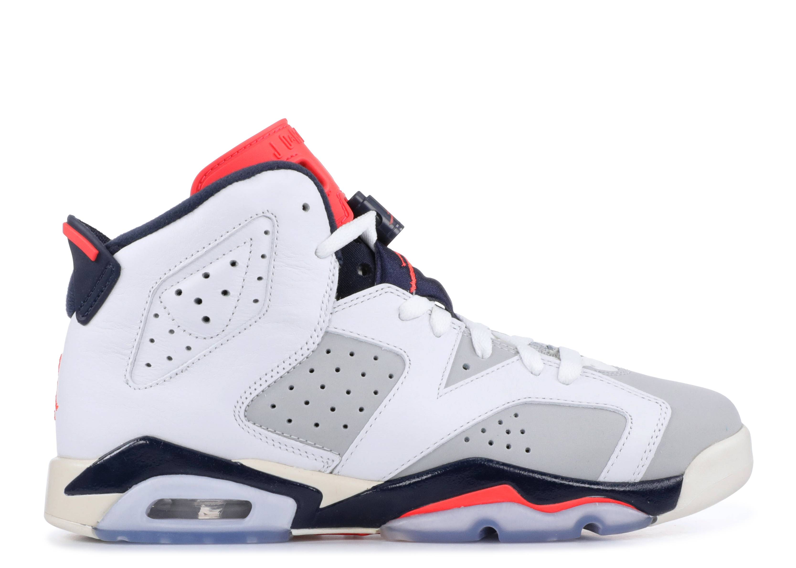 "air jordan 6 retro (gs) ""tinker hatfield"""