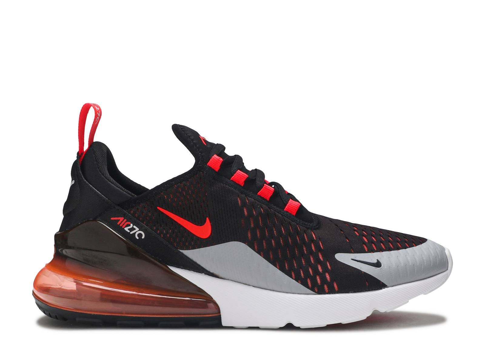 new style 4c34a b3263 Air Max 270 - Nike - ah8050 015 - black/bright crimson | Flight Club