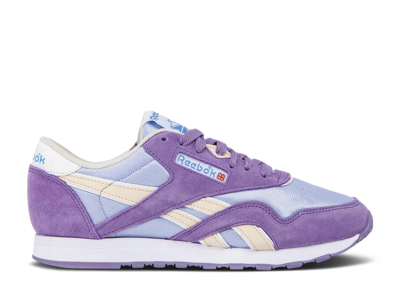 1daa060bea3 Cl Nylon - Reebok - cn5512 - frozen lilac smoky violet