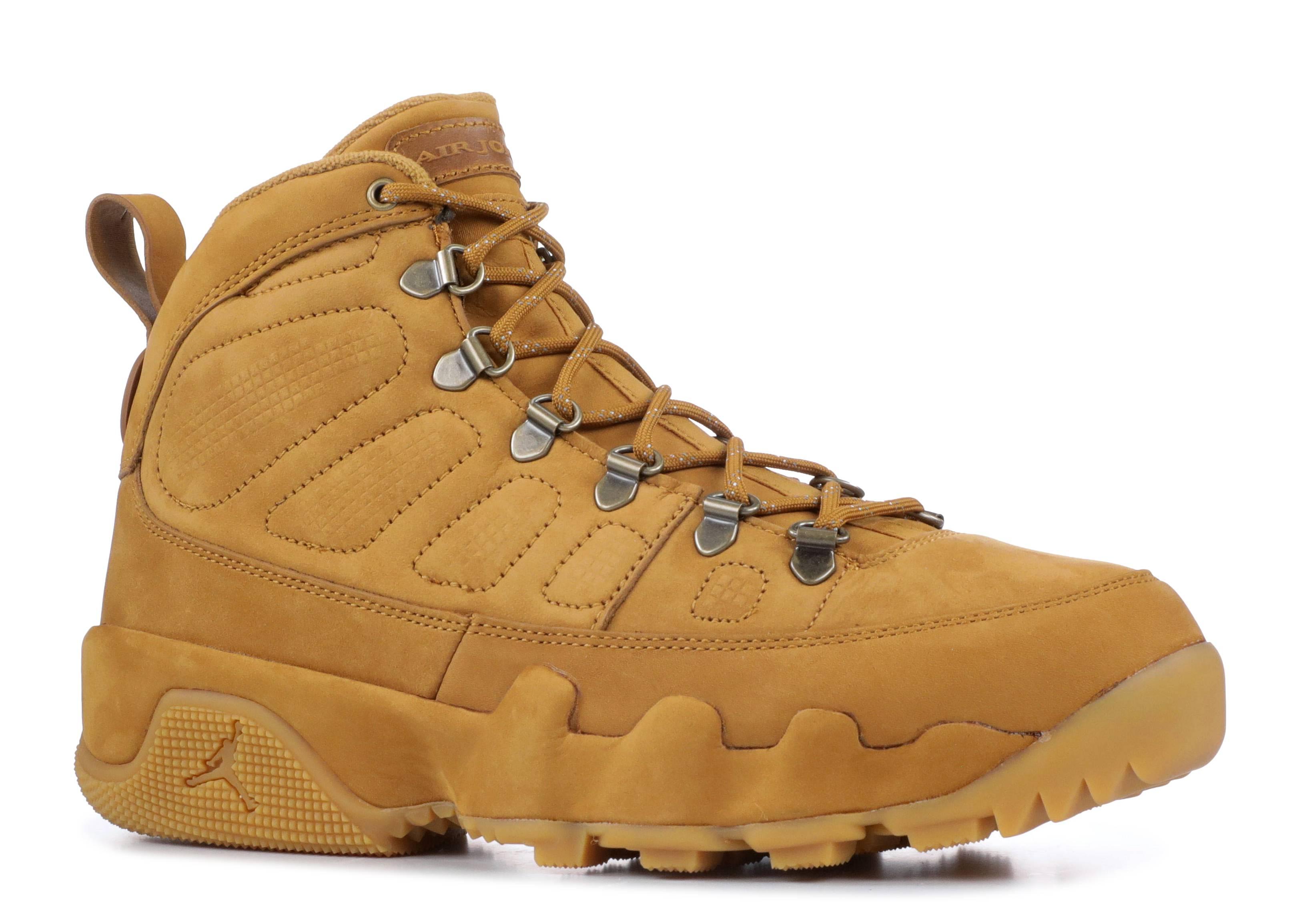 03eb143c91e Air Jordan 9 Retro Boot Nrg - Air Jordan - ar4491 700 - wheat wheat-baroque  brown