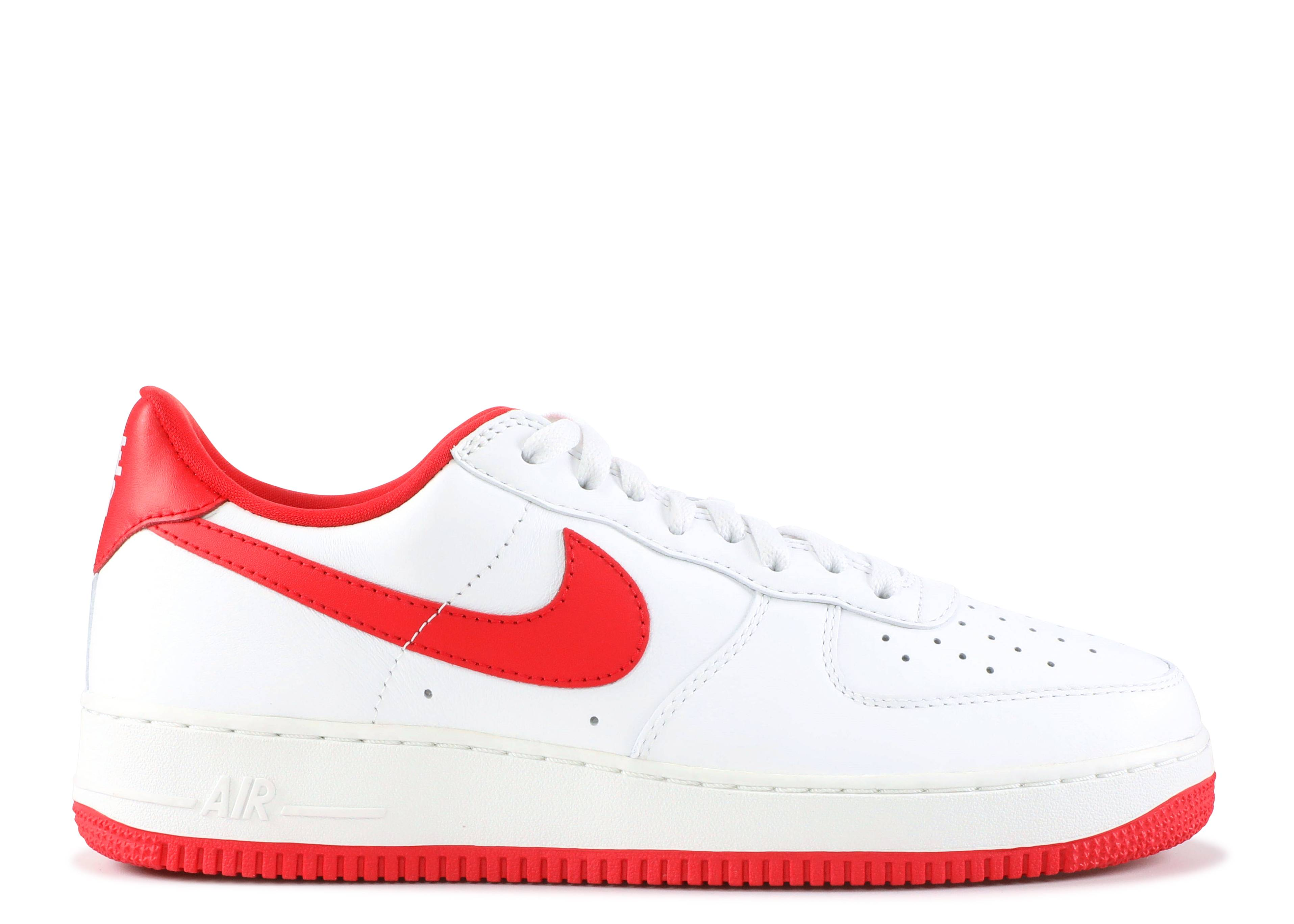 1a1046b2 Air Force 1 Low Retro - Nike - 845053 100 - summitwhit/ university ...